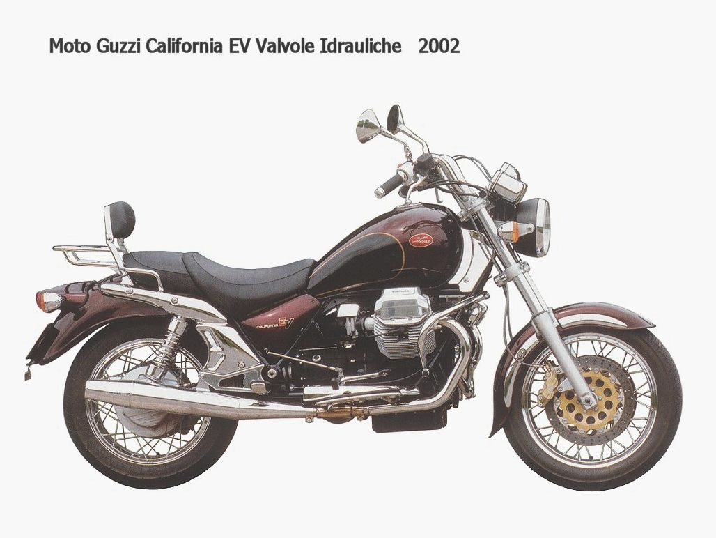 Moto Guzzi California EV Touring 2004 images #146652