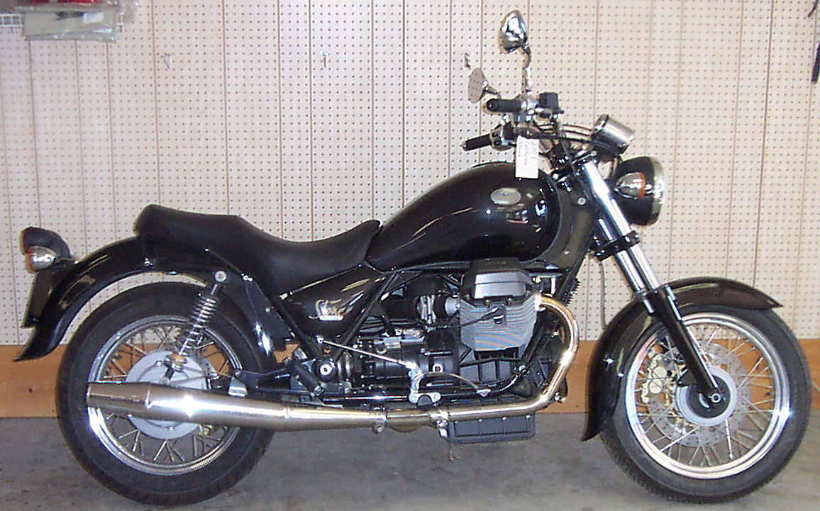 Moto Guzzi California Stone 2005 images #109555
