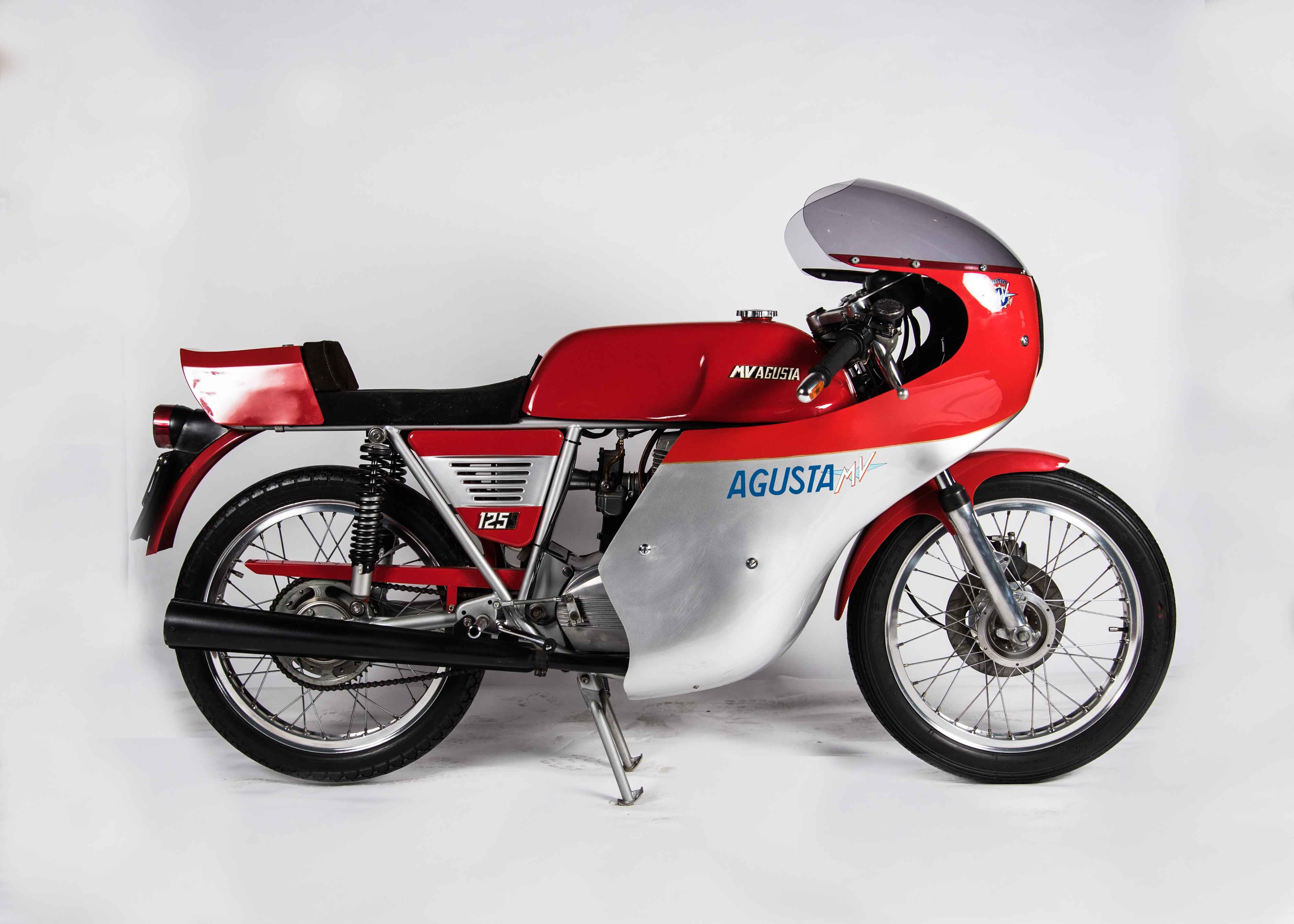 MV Agusta 125 S 1976 images #113314