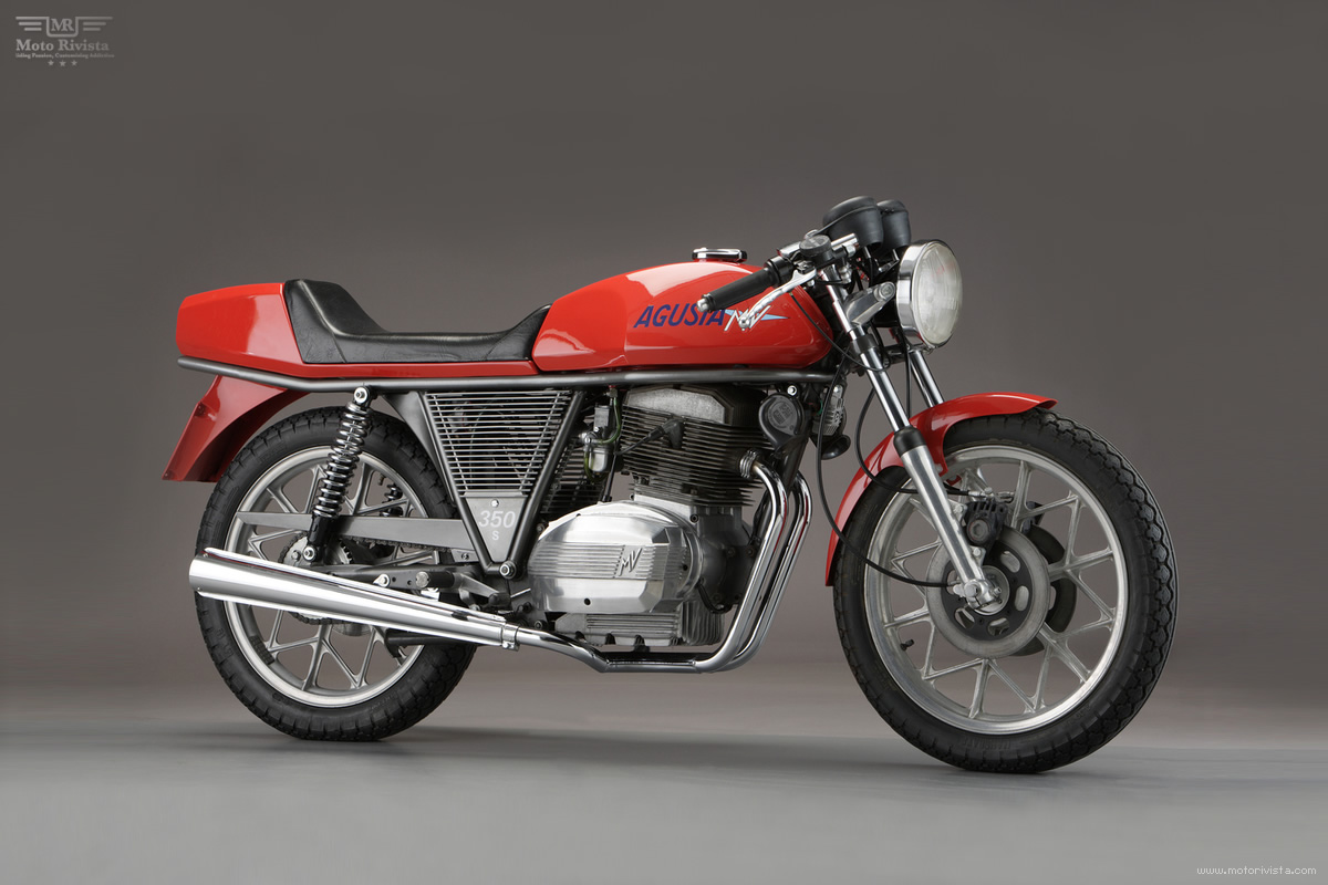 MV Agusta 350 S 1972 images #113023