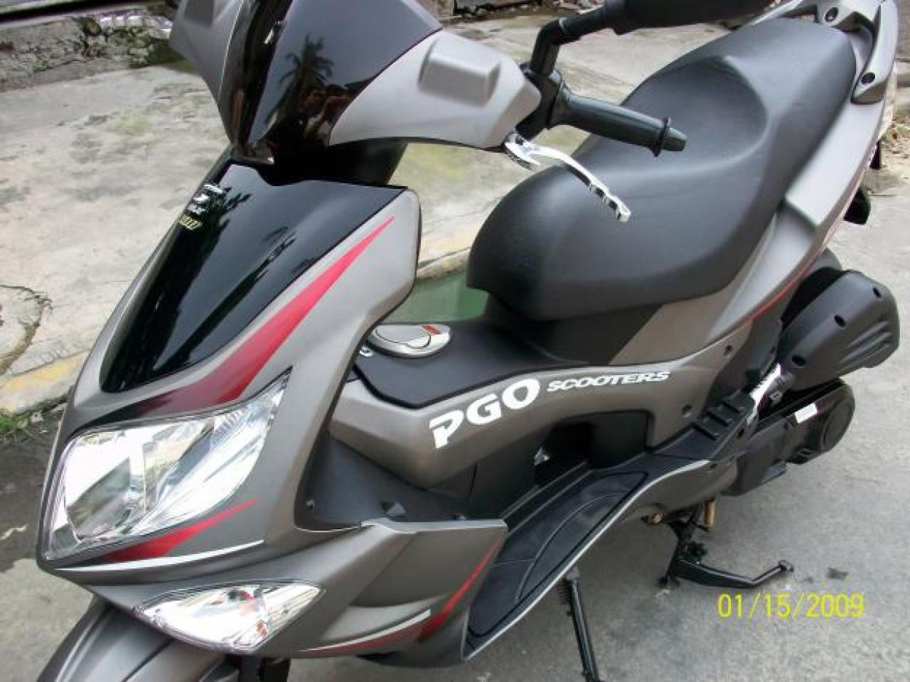 PGO G-MAX 125 EFI 2008 wallpapers #141496