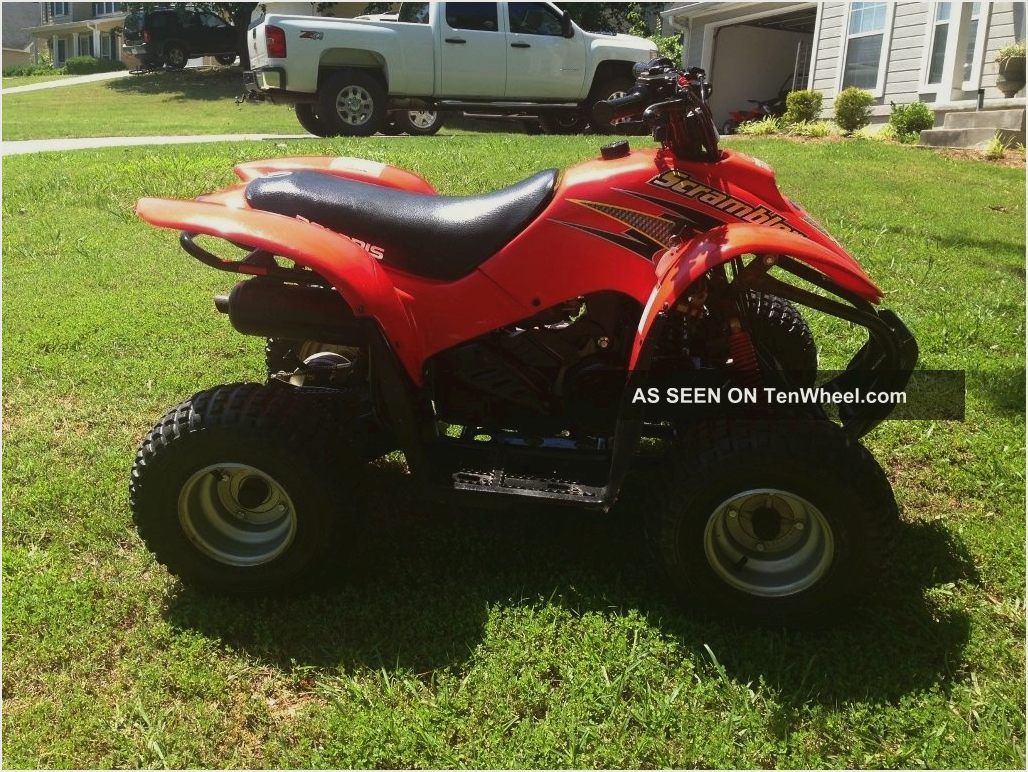 Polaris Scrambler 50 2003 images #120712