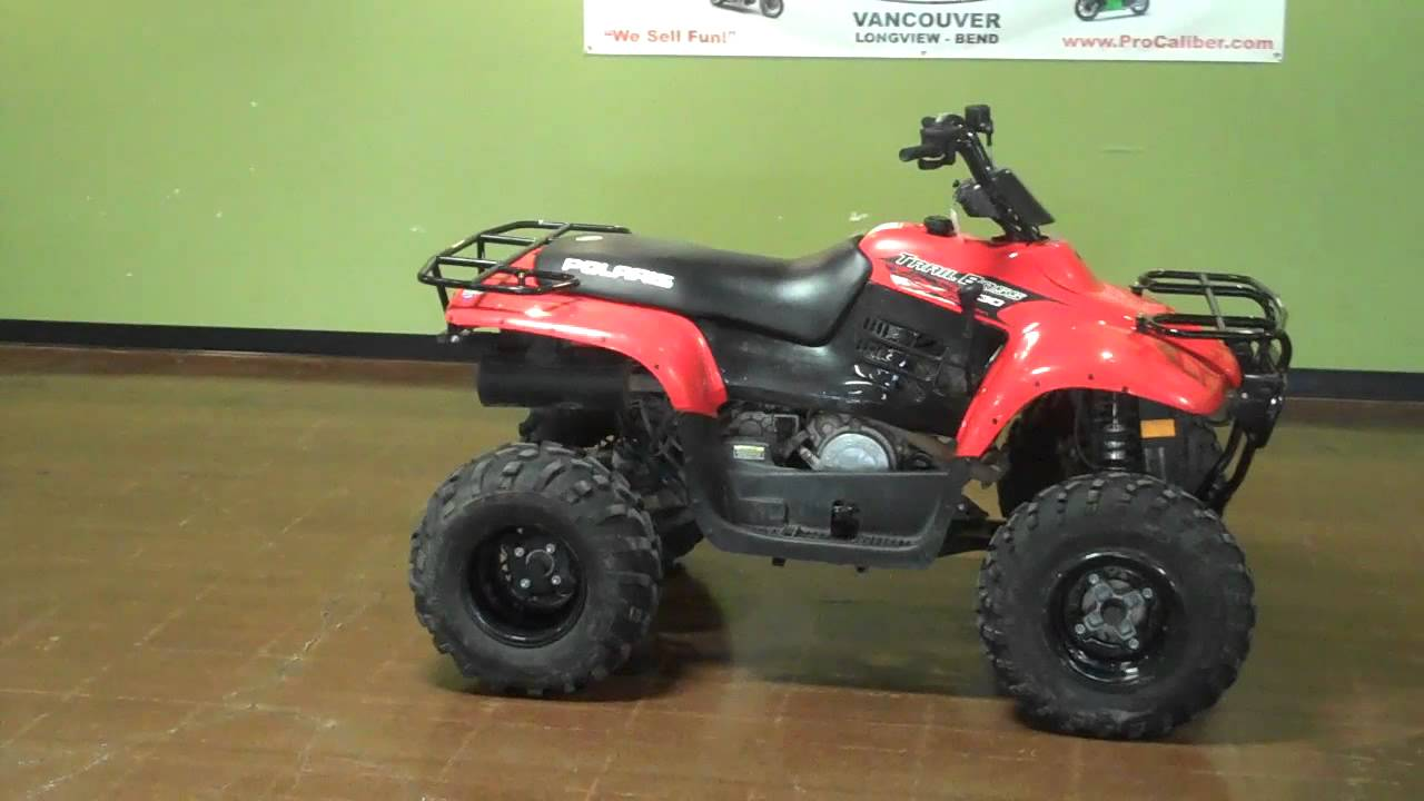 Polaris Trail Boss 330 2008 images #169660