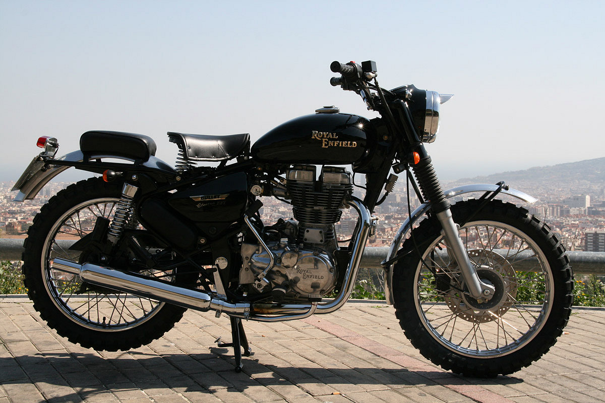 Royal Enfield Bullet 500 Trial Trail 2009 images #127414