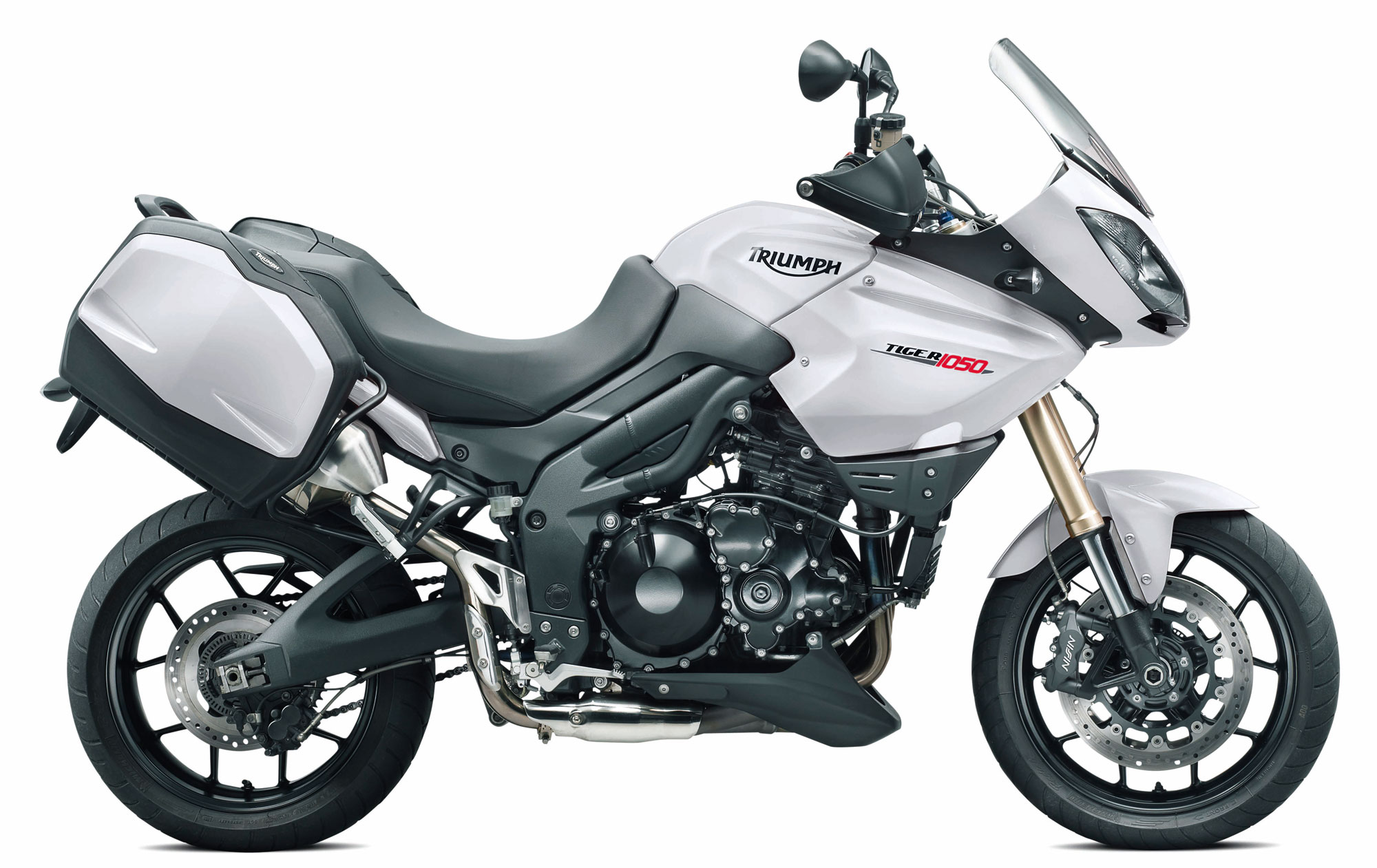 Triumph Tiger Special Edition 2010 images #126652