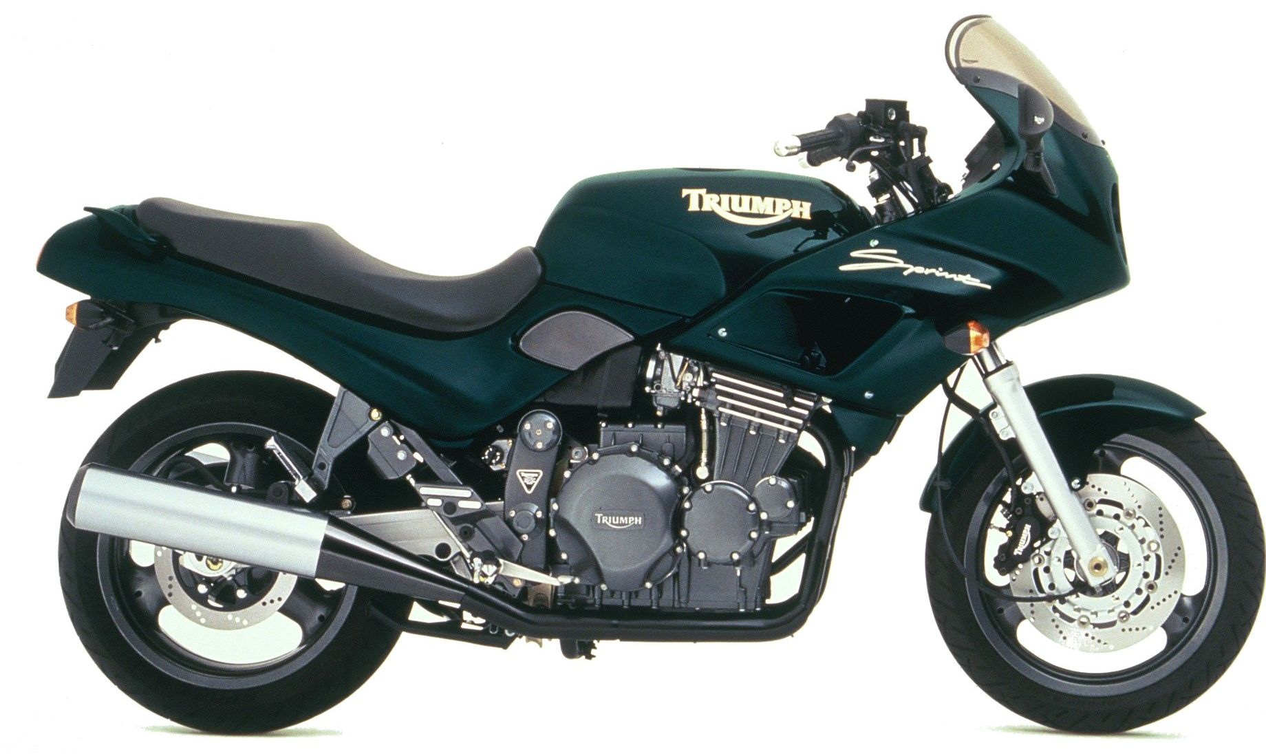 Triumph Trophy 900 1997 wallpapers #129892