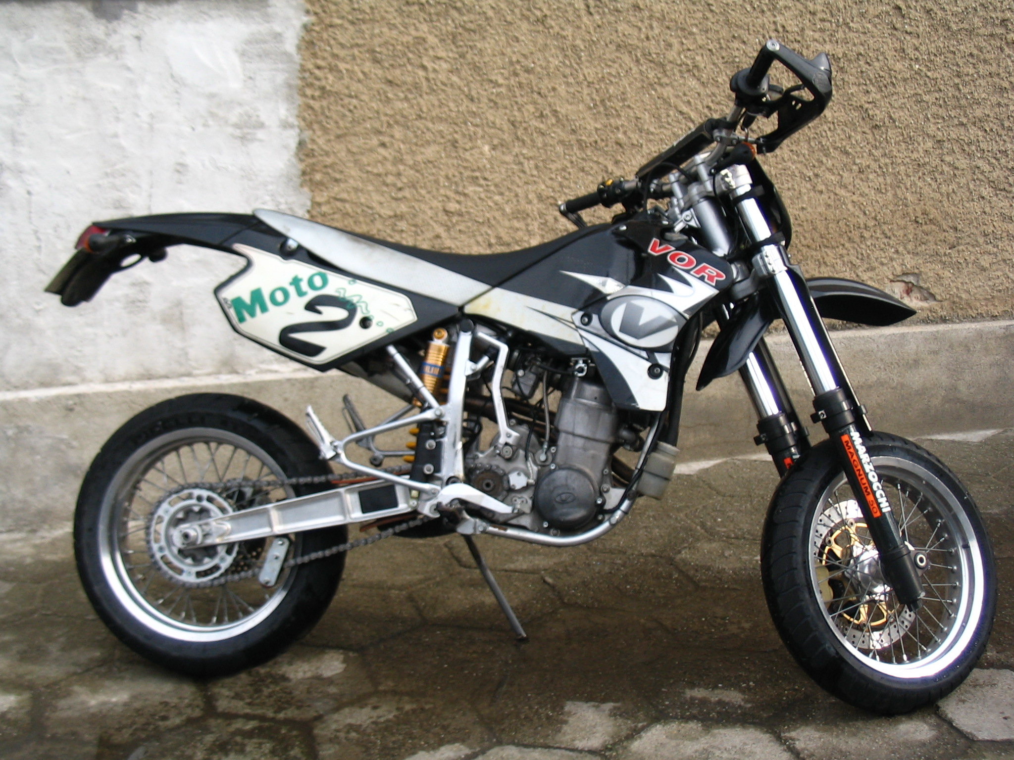 2007 VOR SM-E 450 Supermotard: pics, specs and information ...