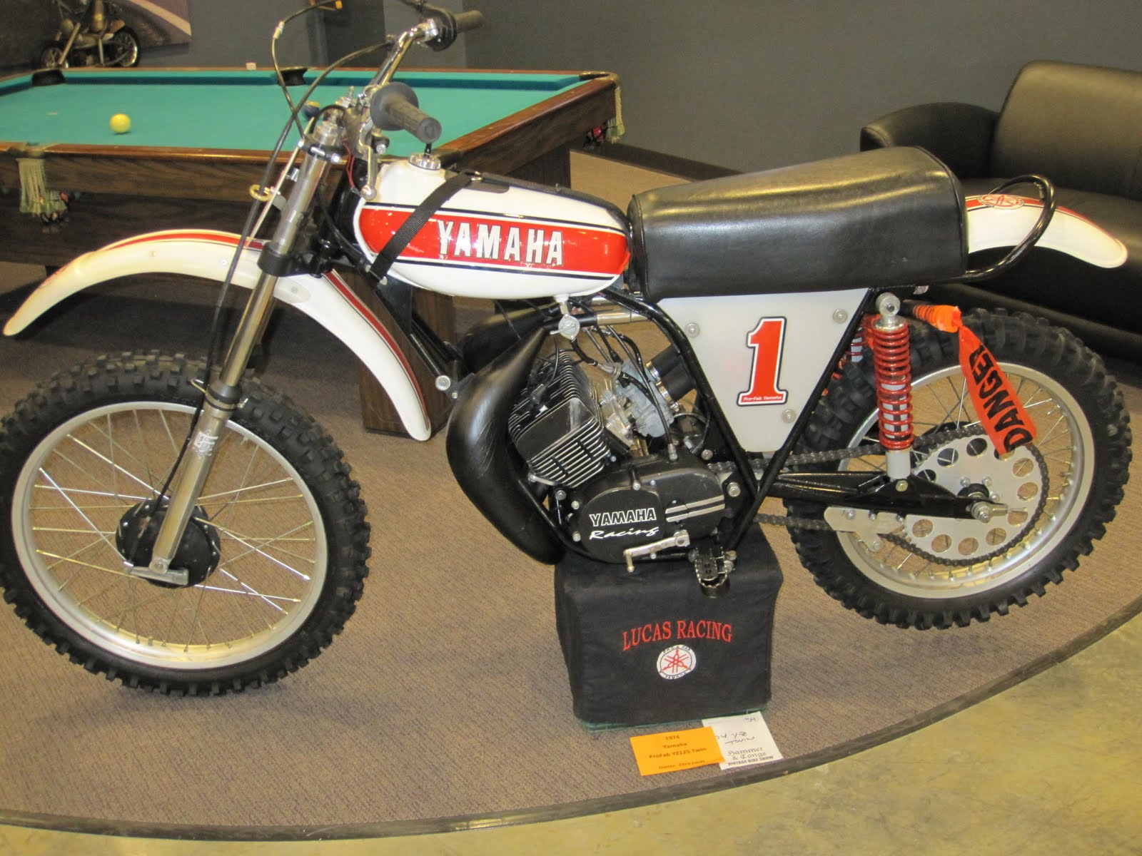 Yamaha AT 125 1970 images #155473