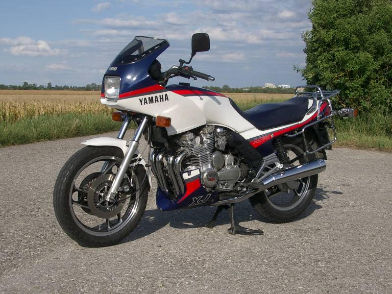 1992 yamaha xj 900 f pics specs and information. Black Bedroom Furniture Sets. Home Design Ideas