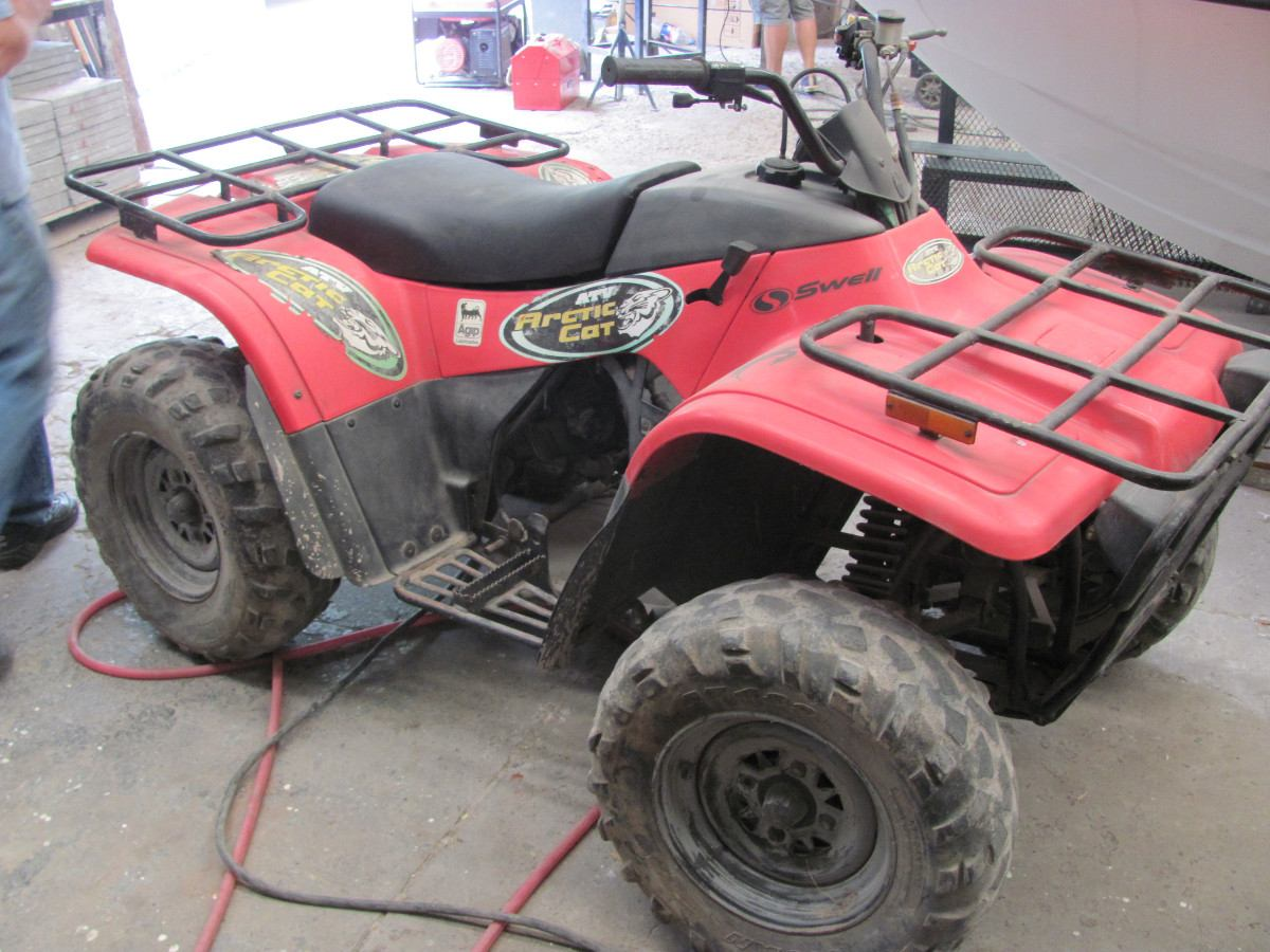 Arctic Cat 250 1999 images #93047