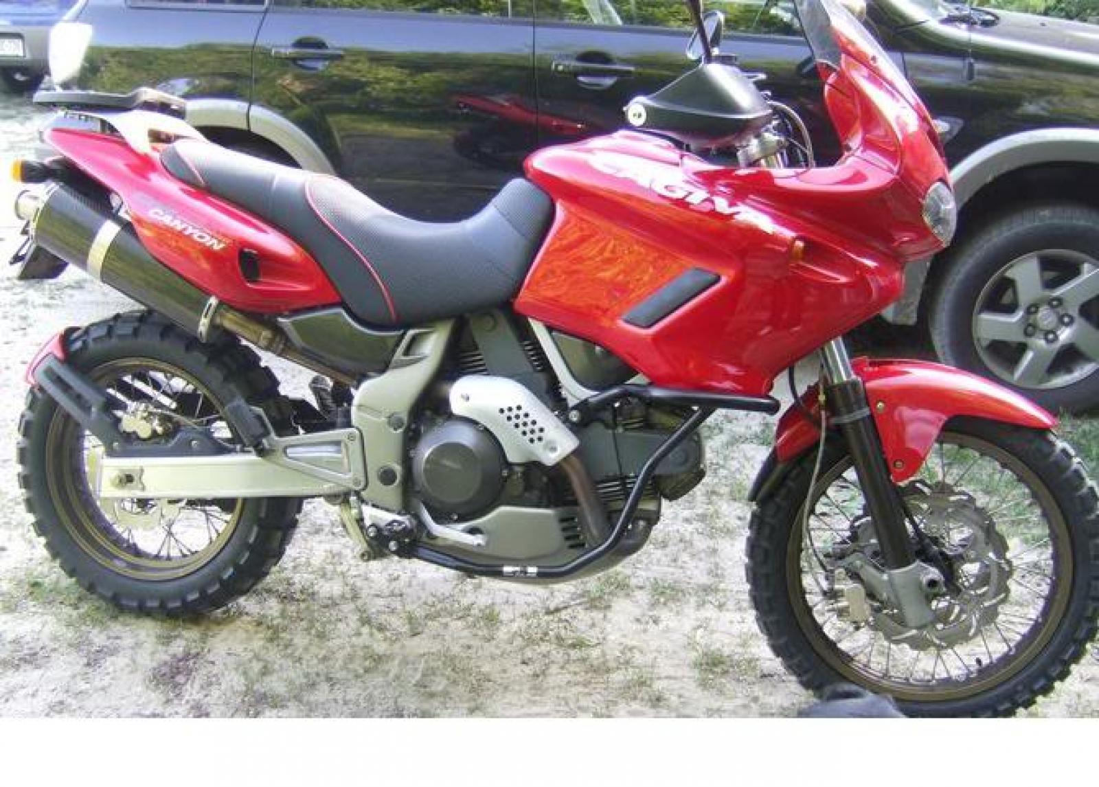 Cagiva Gran Canyon 1999 images #67494