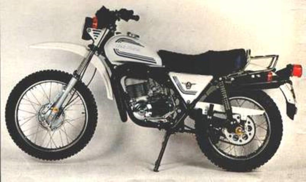 Cagiva SX 350 1979 images #66608