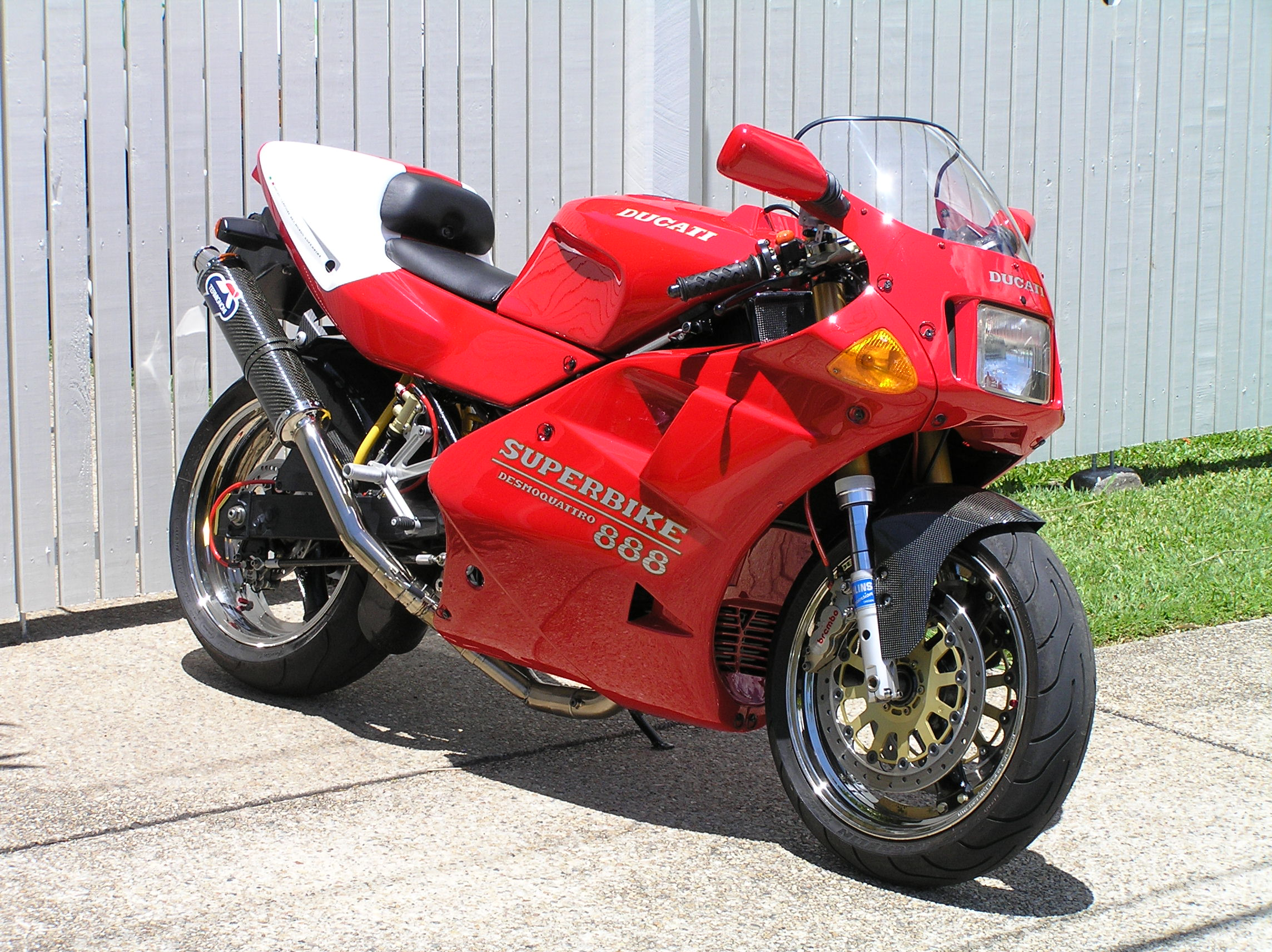 Ducati 851 SP 3 wallpapers #10657
