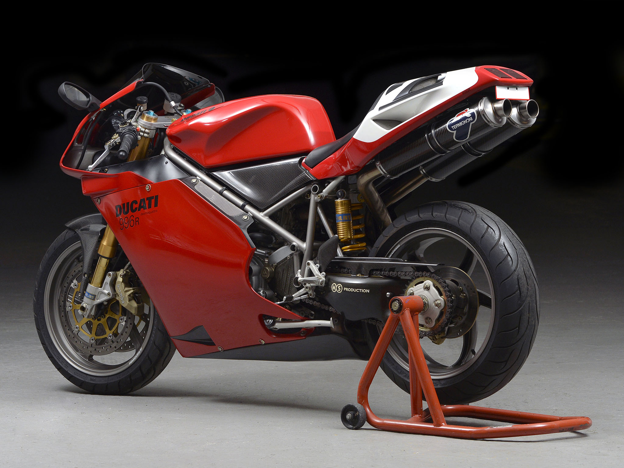 Ducati 996 R wallpapers #11056