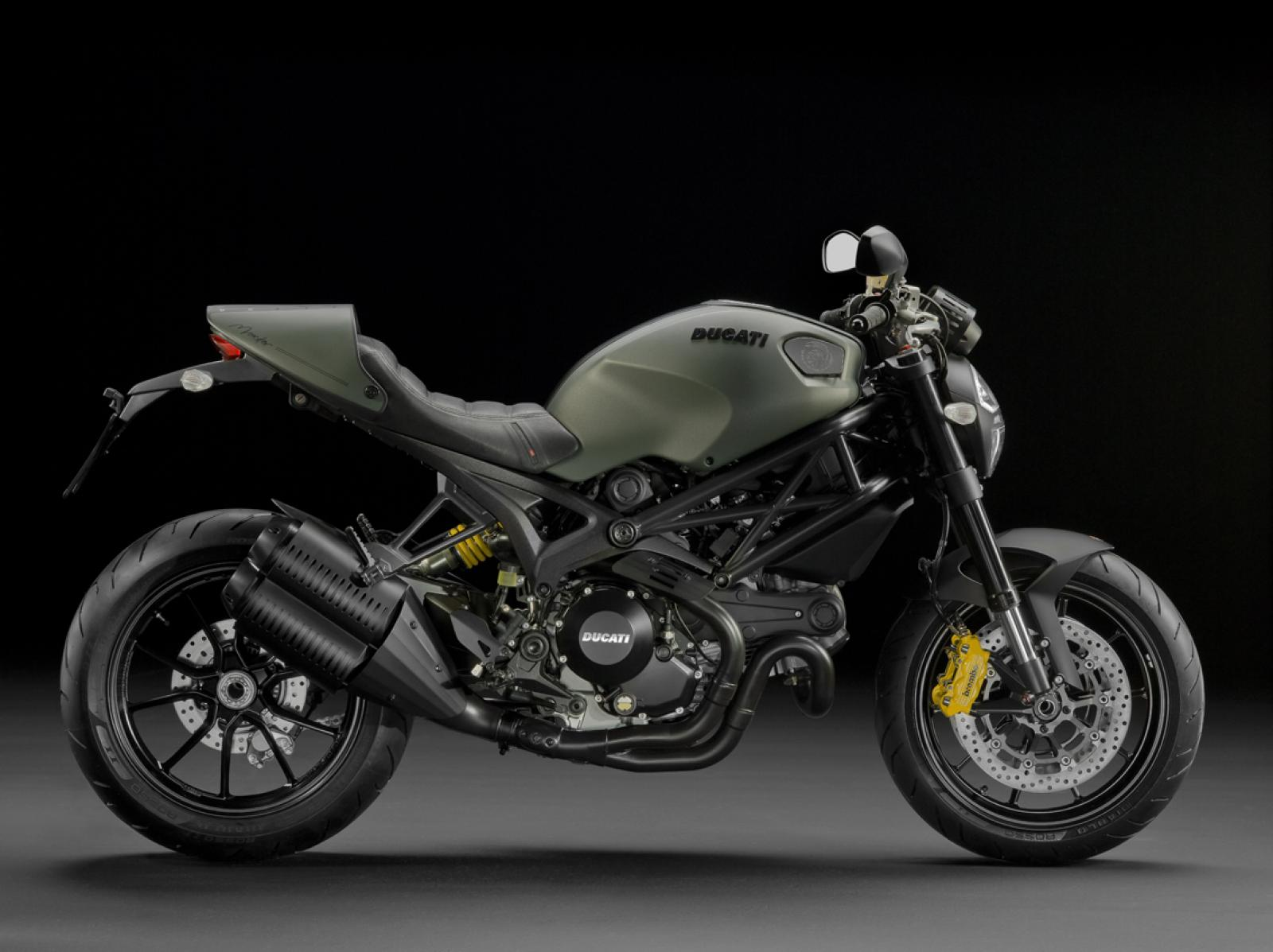Ducati M 750 Dark wallpapers #12743