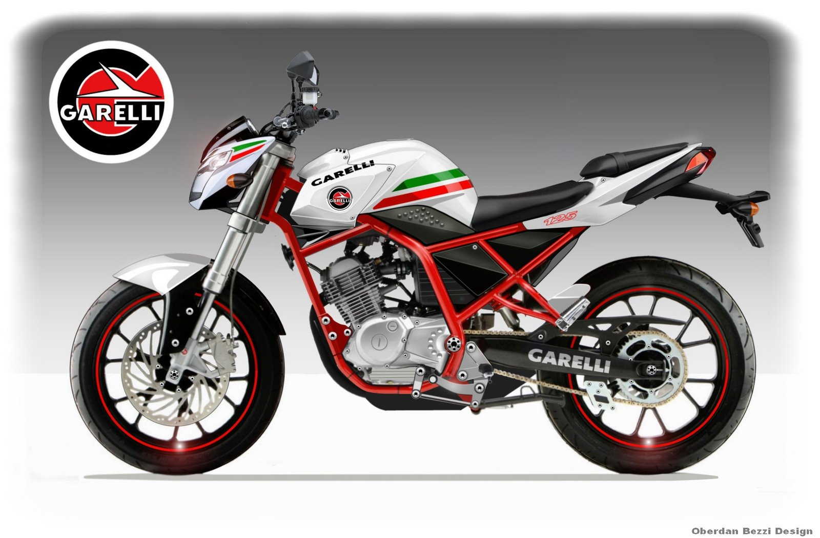 Garelli XR 125 Tiger images #153987
