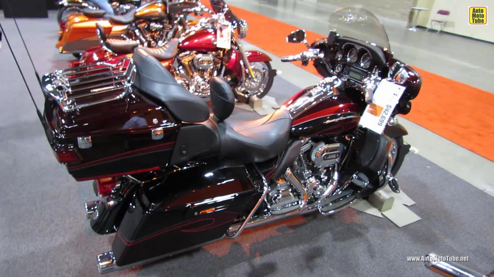 Harley-Davidson FLHTCUSE8 CVO Ultra Classic Electra Glide 2013 images #80845