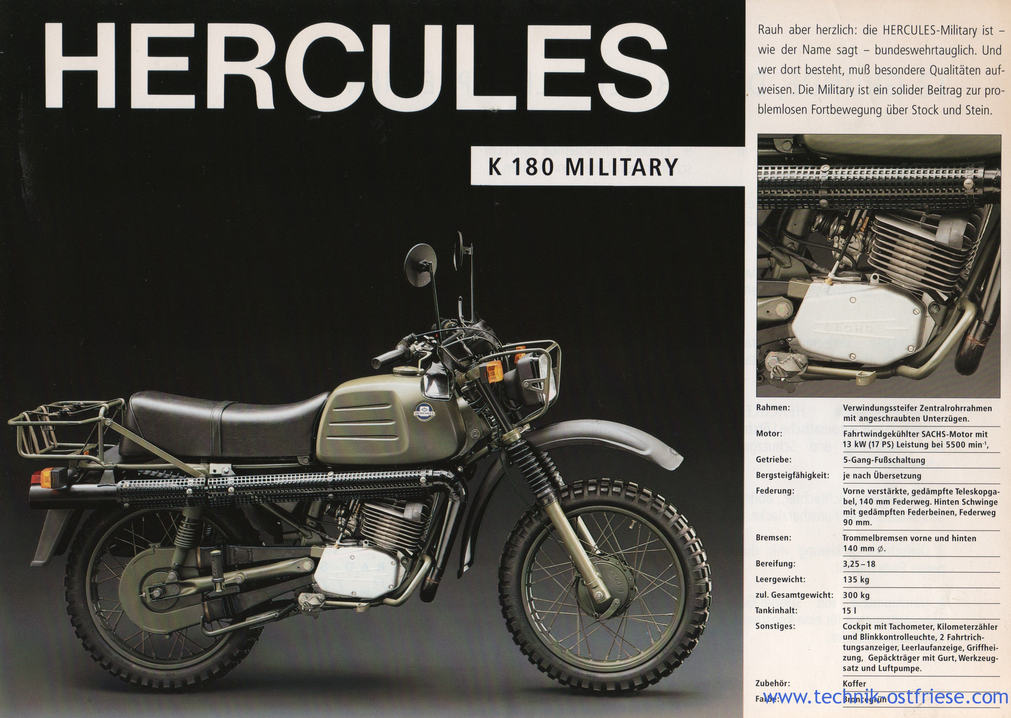 Hercules K 180 Military images #96619