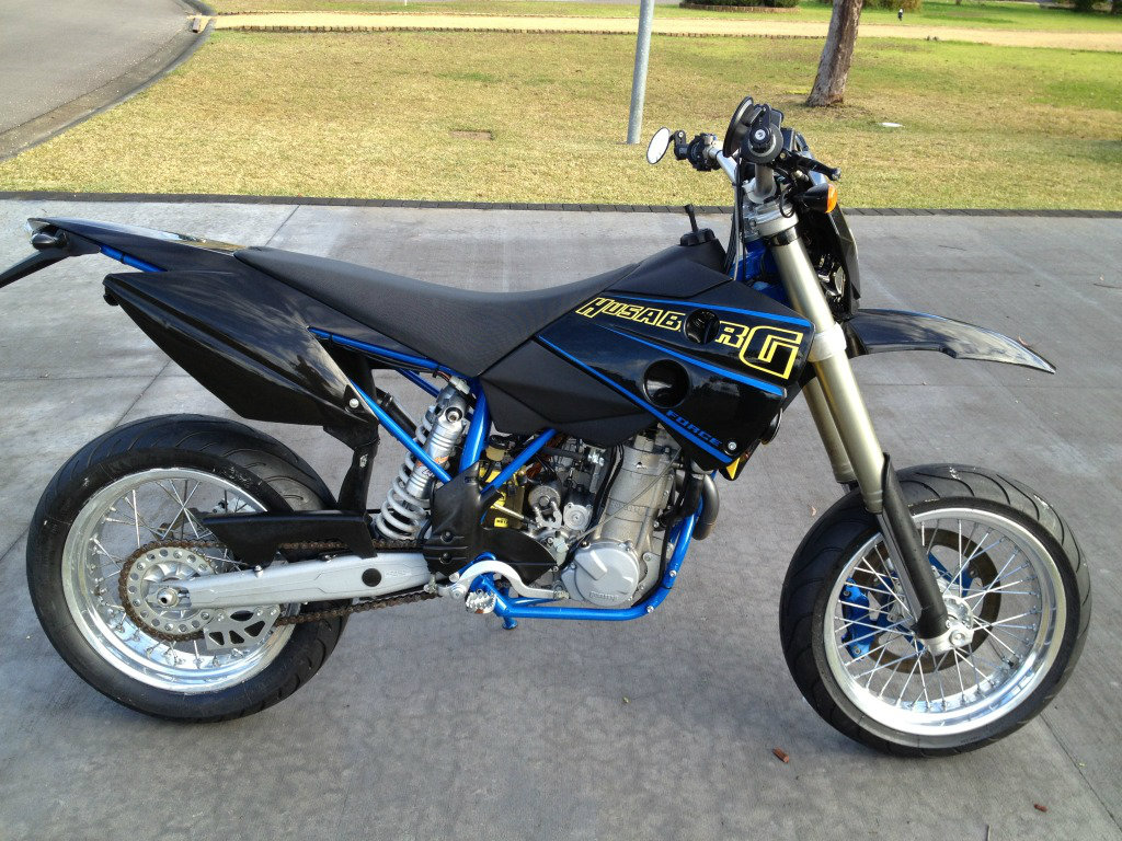 Husaberg FE 650 E wallpapers #142983