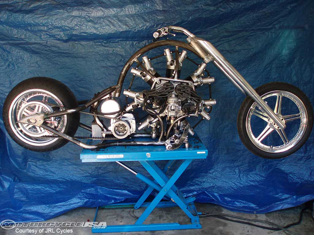 JRL Radial Engine 2007 images #100383