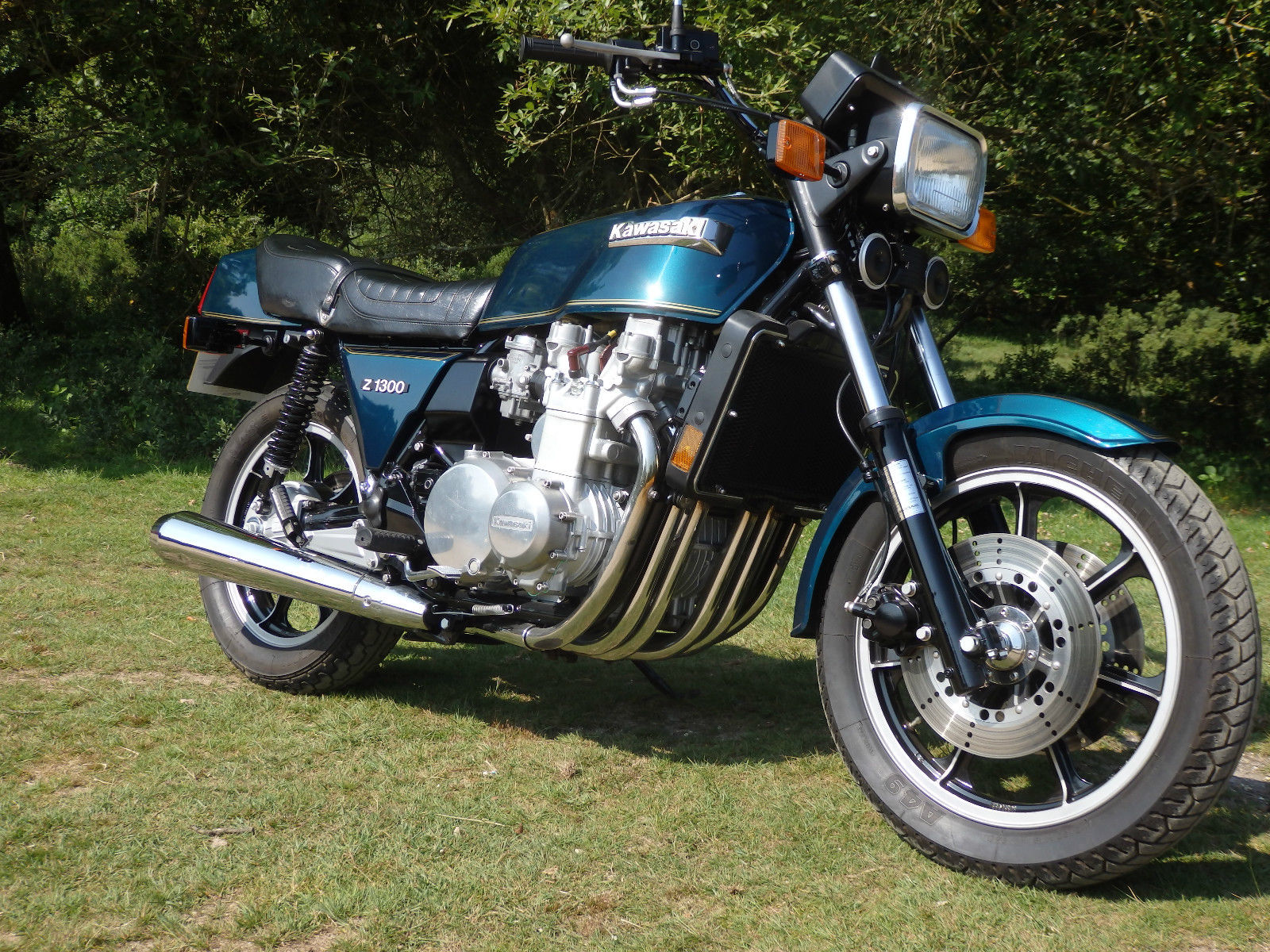 Kawasaki Z 1300 Pics Specs And List Of Seriess By Year