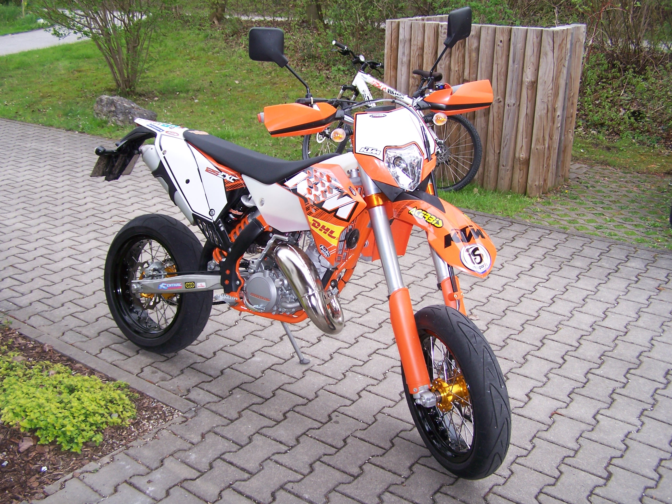 KTM 125 EXC 2010 wallpapers #161328