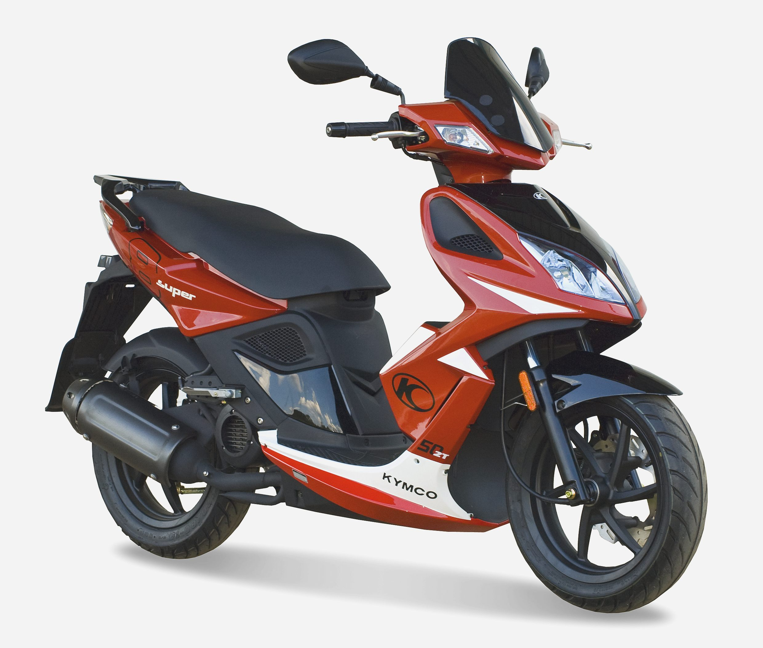 Kymco Scout ZX 50 2002 images #101379