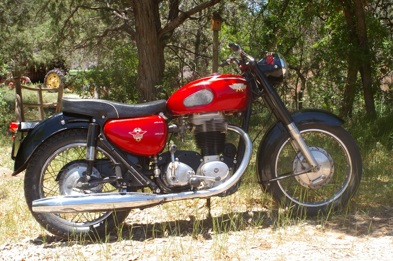 Matchless G 80 E 1988 images #104032