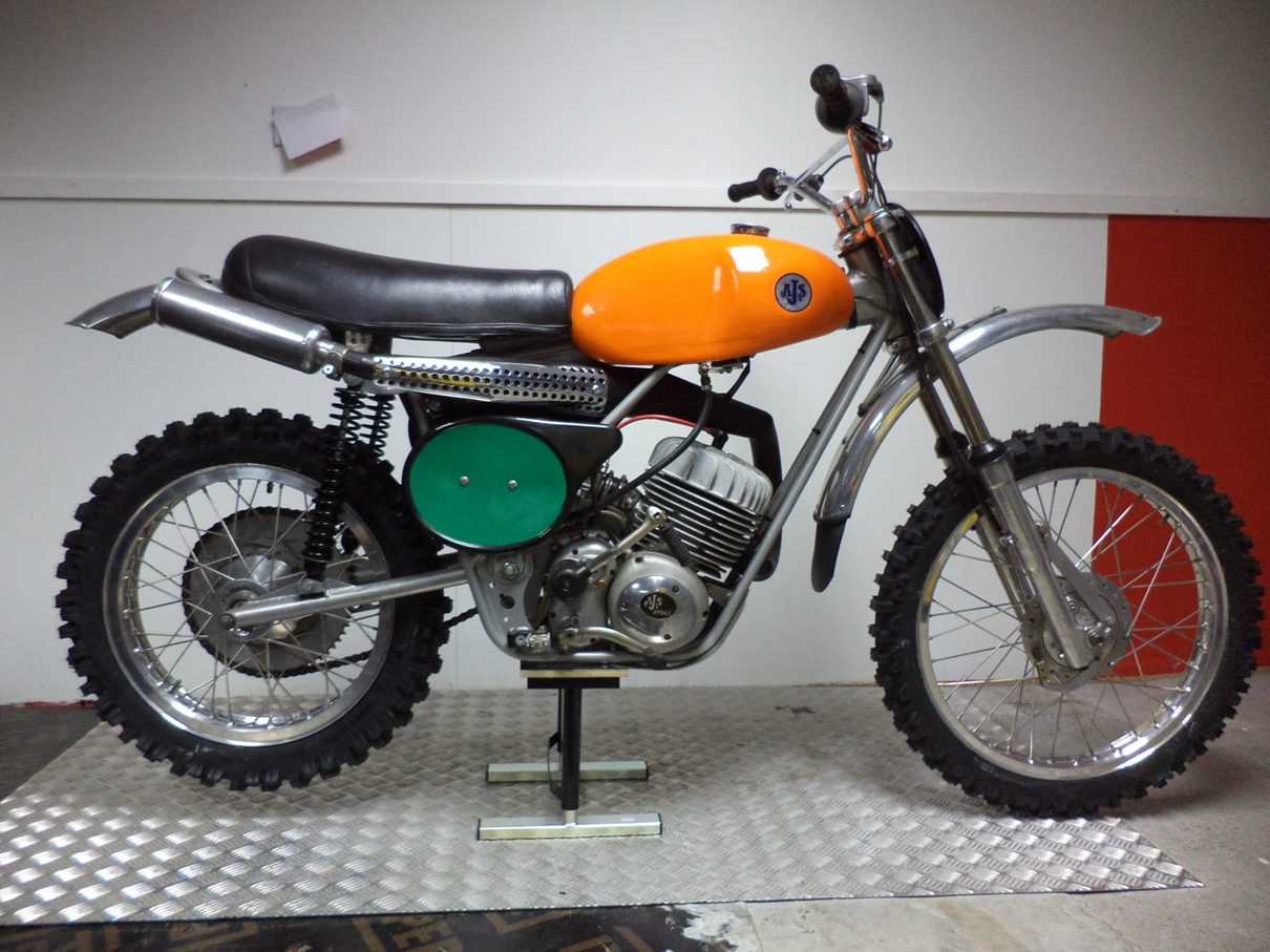 Montesa 250 King Scorpion 1975 images #105718