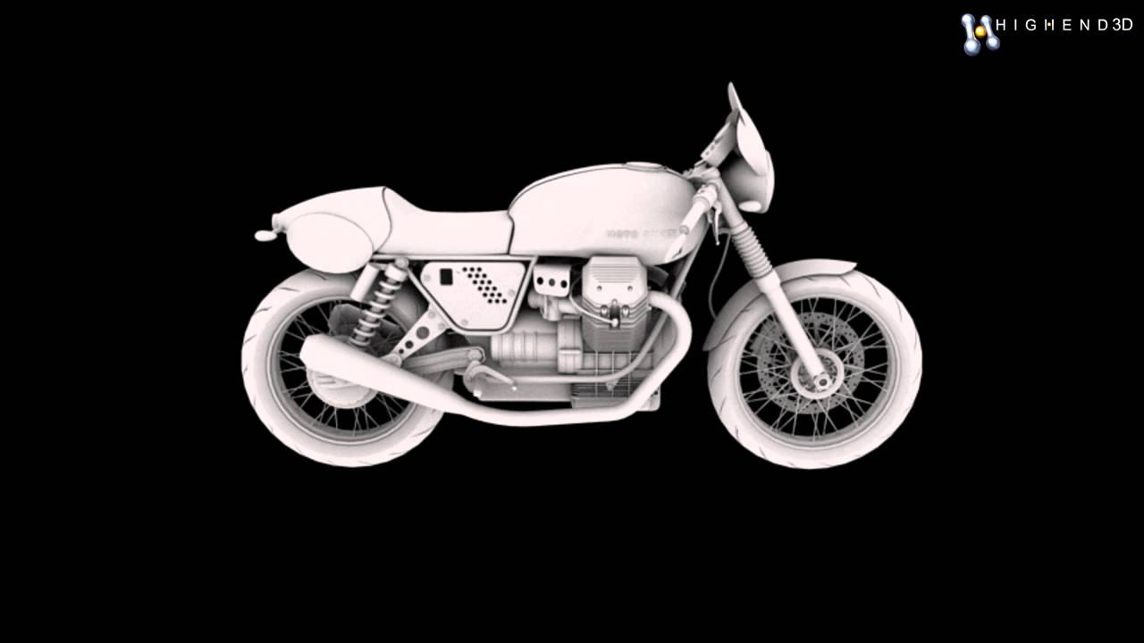 Moto Guzzi V7 Clubman Racer wallpapers #139512