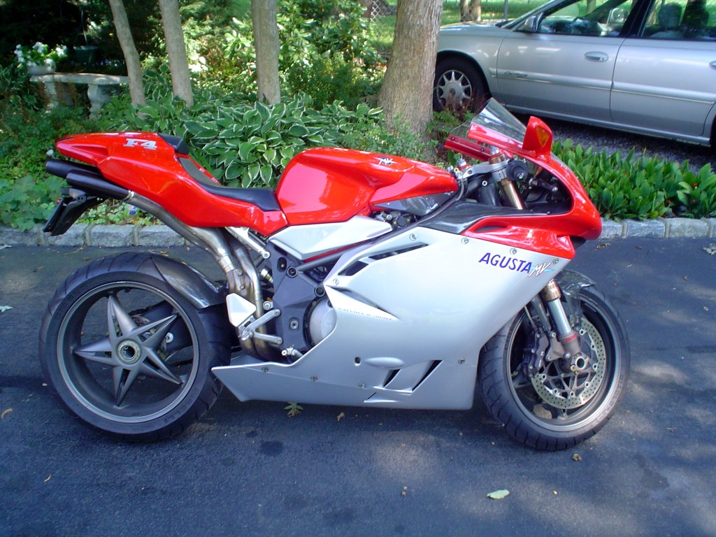 MV Agusta F4 750 Serie Oro 2003 images #113902