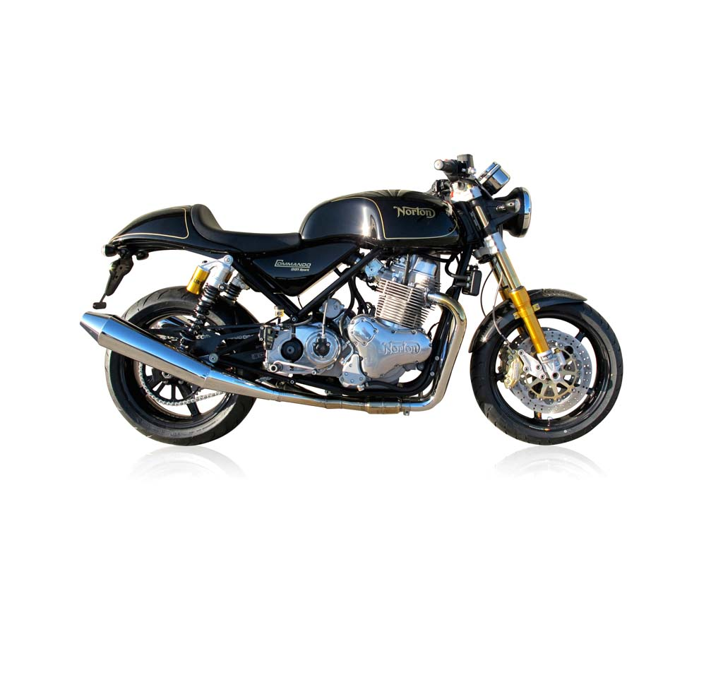 Norton Commando 961 SF images #117671