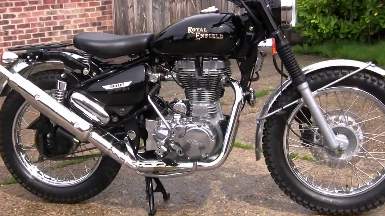 Royal Enfield Bullet 500 Trial Trail 2007 images #123673