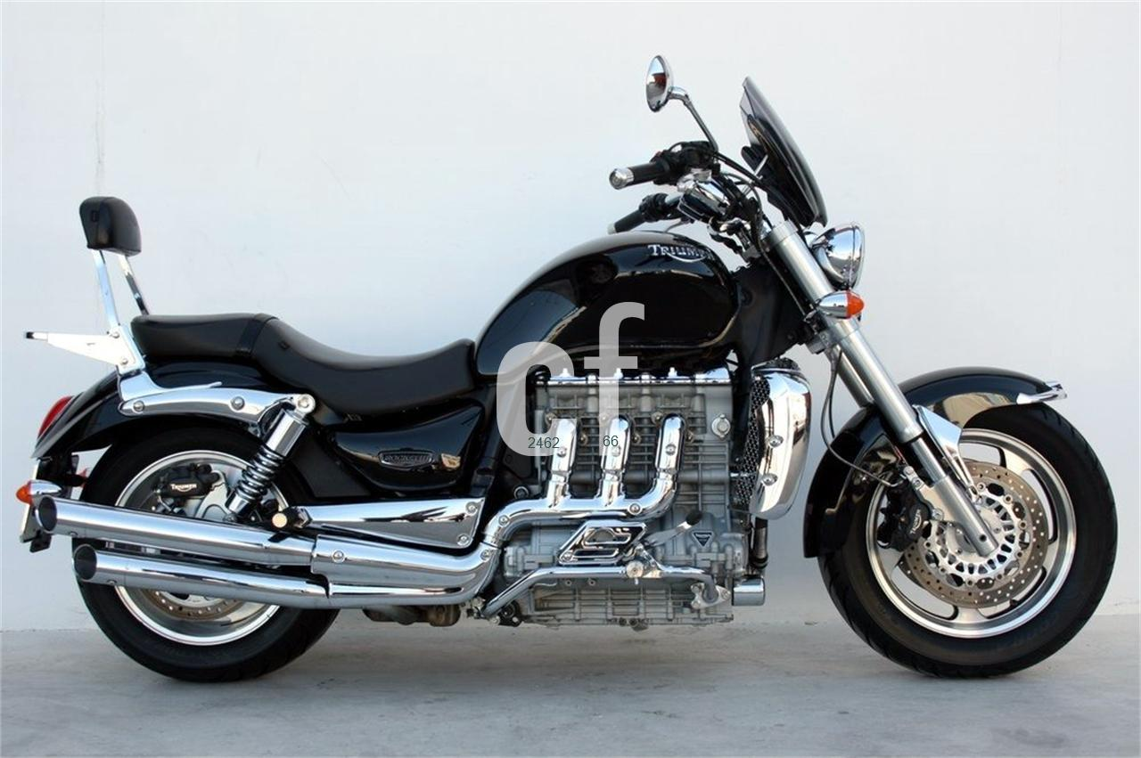 Triumph Rocket III 2004 images #125262