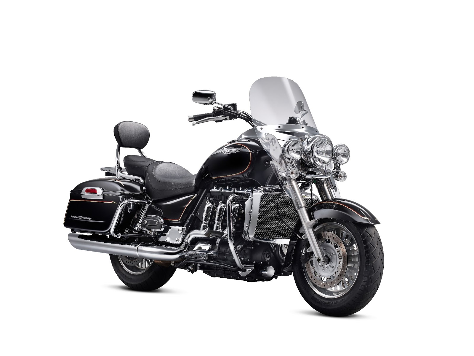 Triumph Rocket III Roadster 2011 images #126356