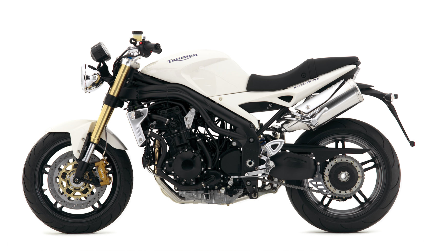 Triumph Speed Triple 1050 2007 images #125858