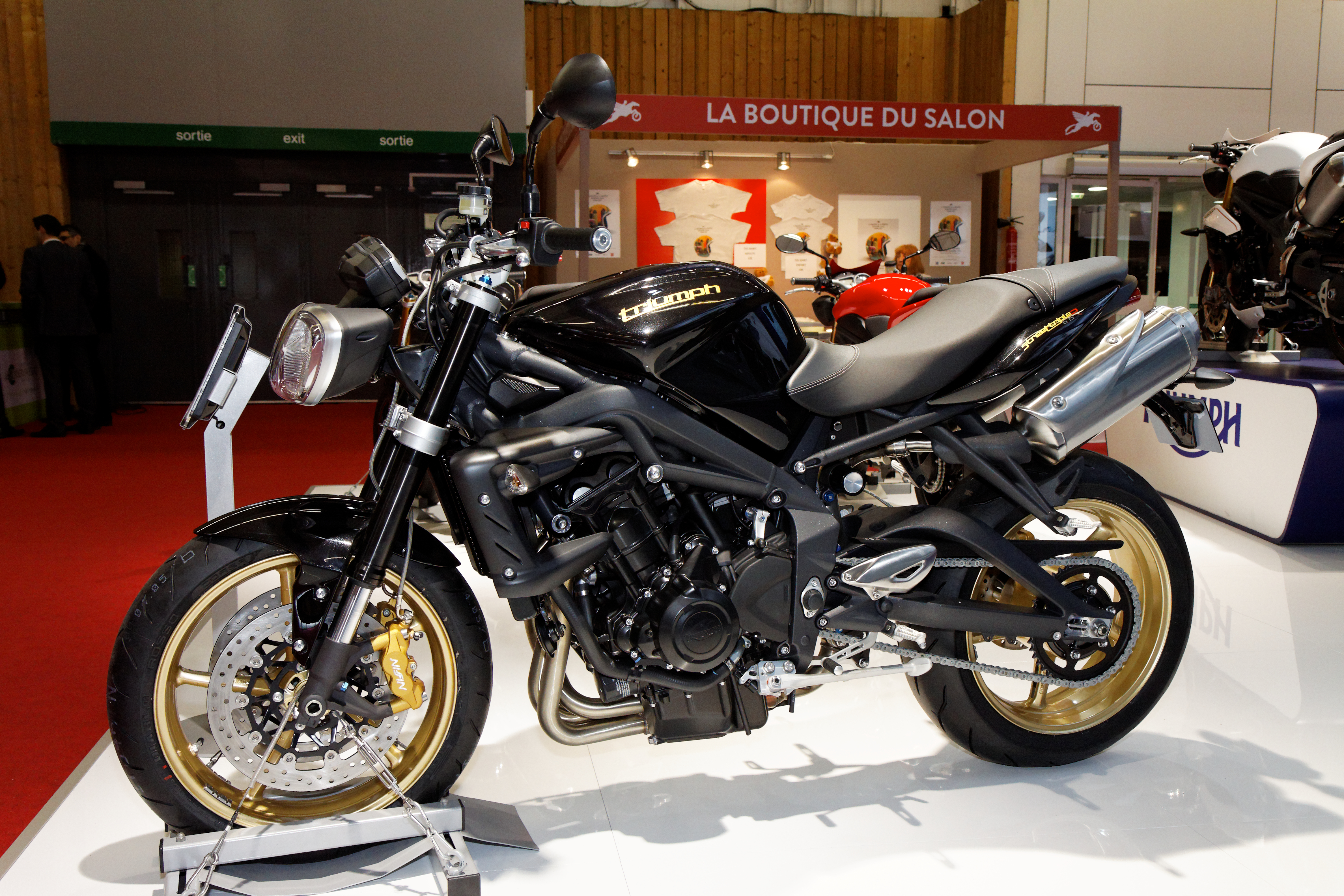 Triumph Street Triple R 2012 wallpapers #130884