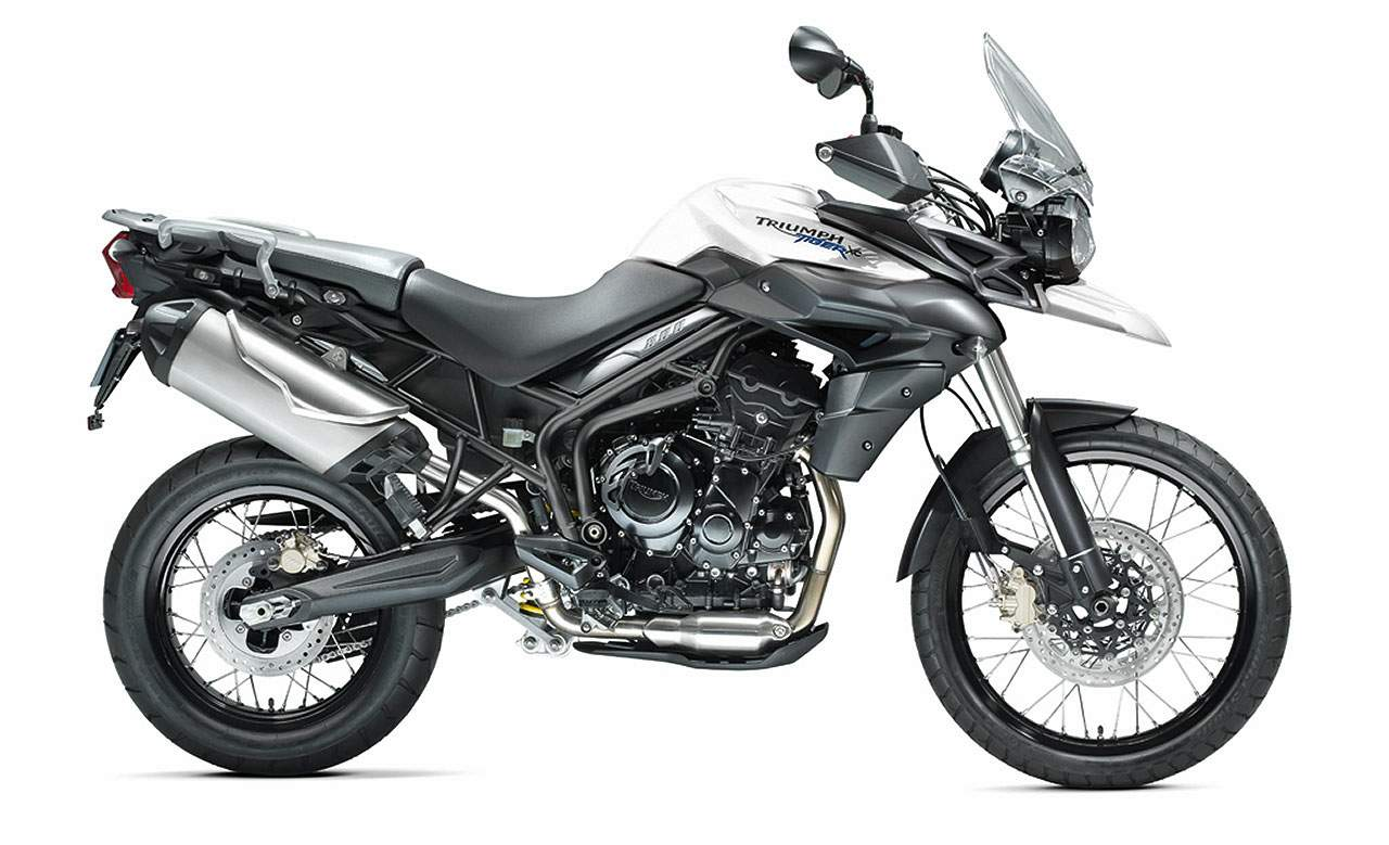 Triumph Tiger Special Edition 2010 images #126653