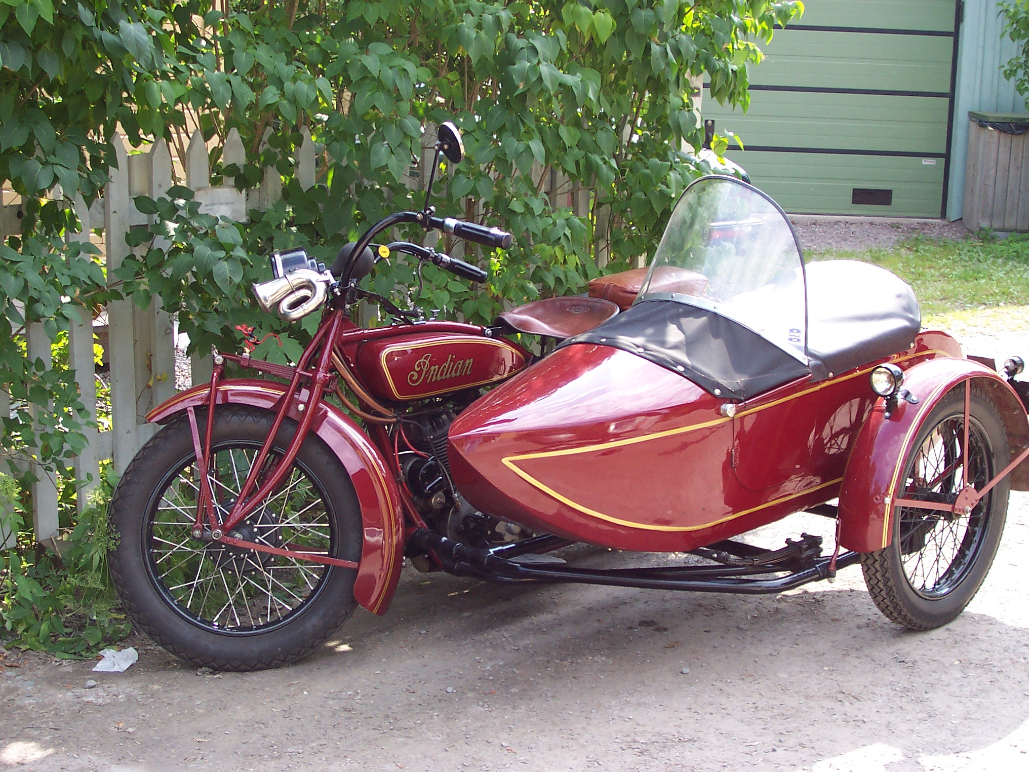 Ural M-63 with sidecar 1977 images #127218