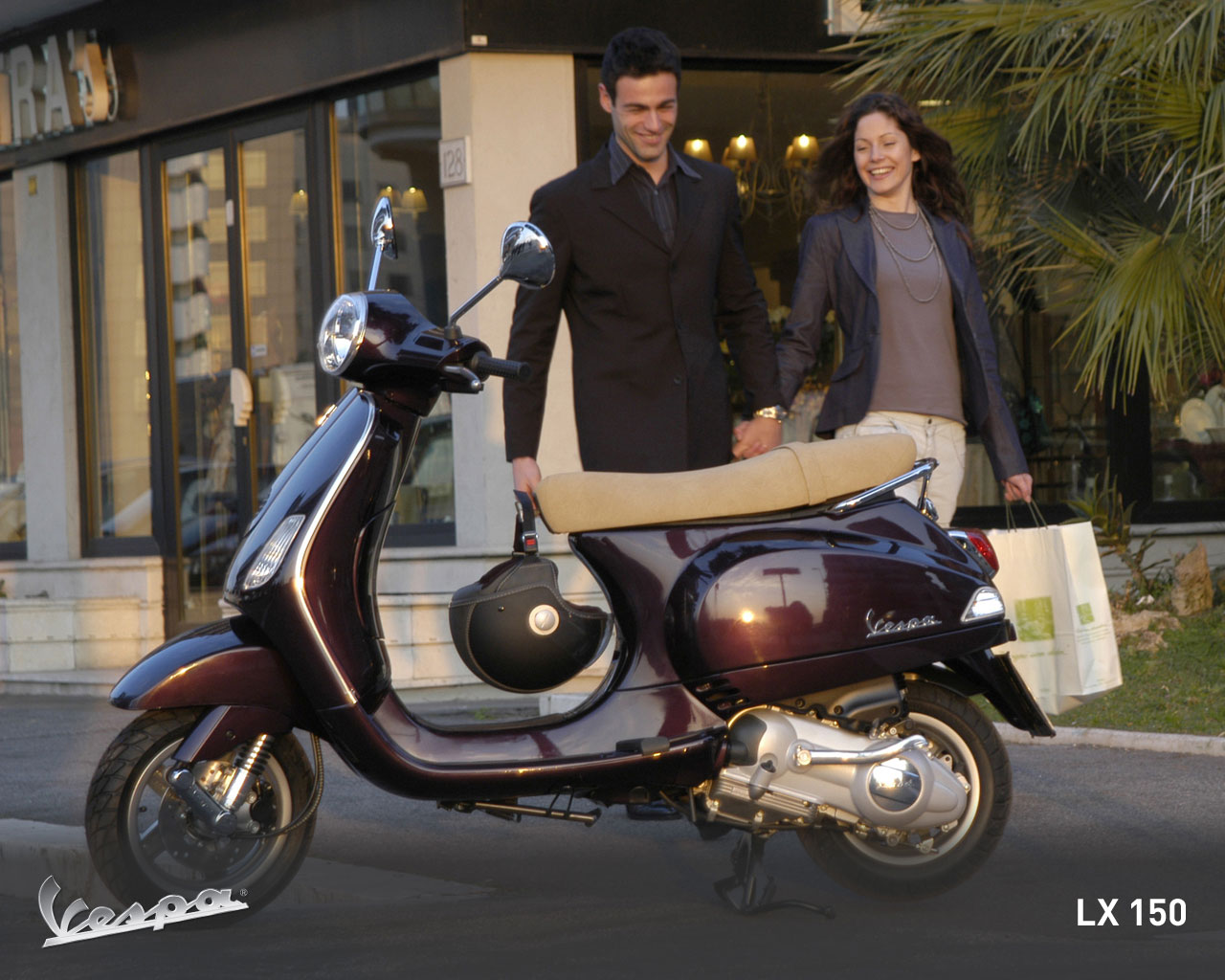 Vespa LX 150 wallpapers #130289