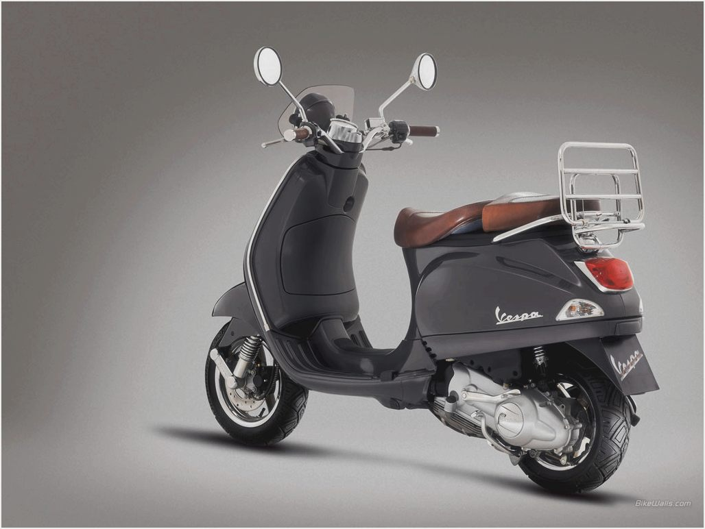 Vespa LXV 125 2007 wallpapers #129593