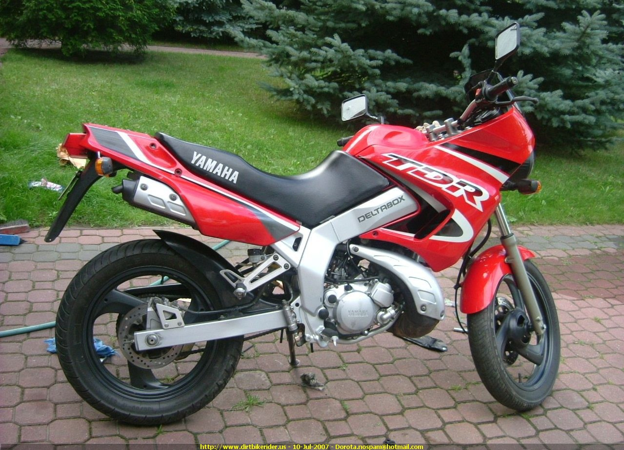 1999 Yamaha Tdr 125 Pics Specs And Information