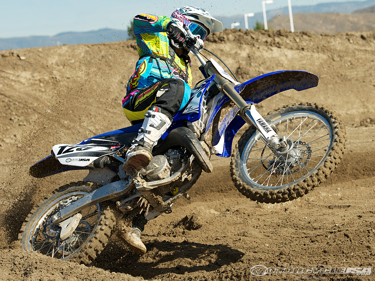 2003 YAMAHA YZ125 YZ 125 EXCELLENT CONDITION for sale on