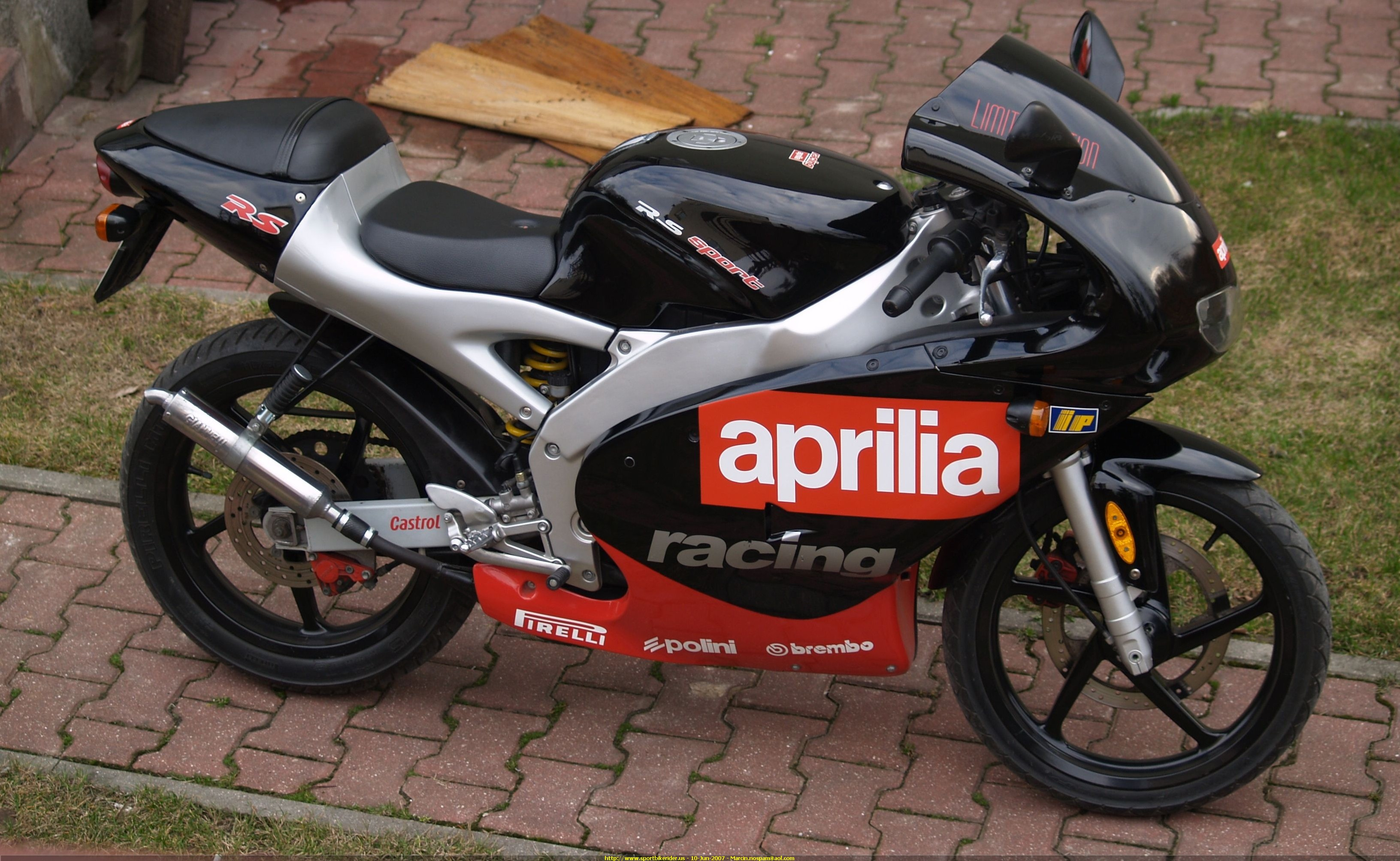 Aprilia RX 50 2002 wallpapers #132571