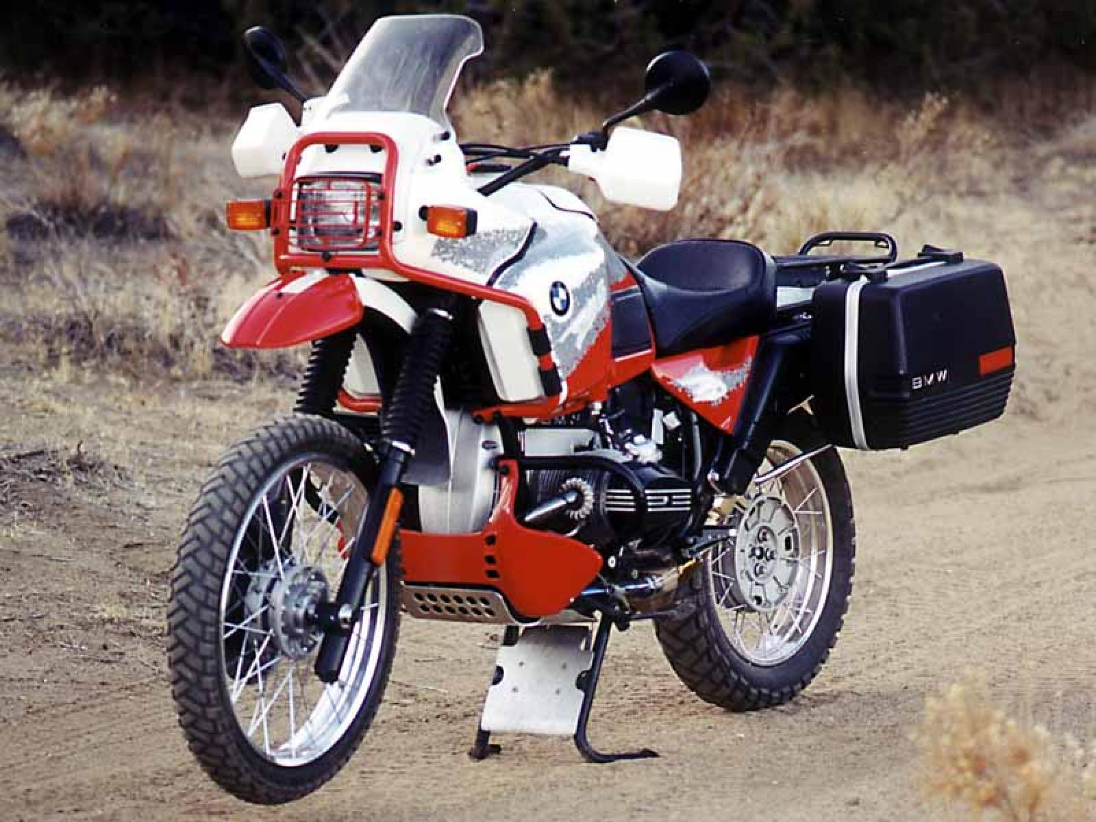 BMW R100GS 1994 images #15424