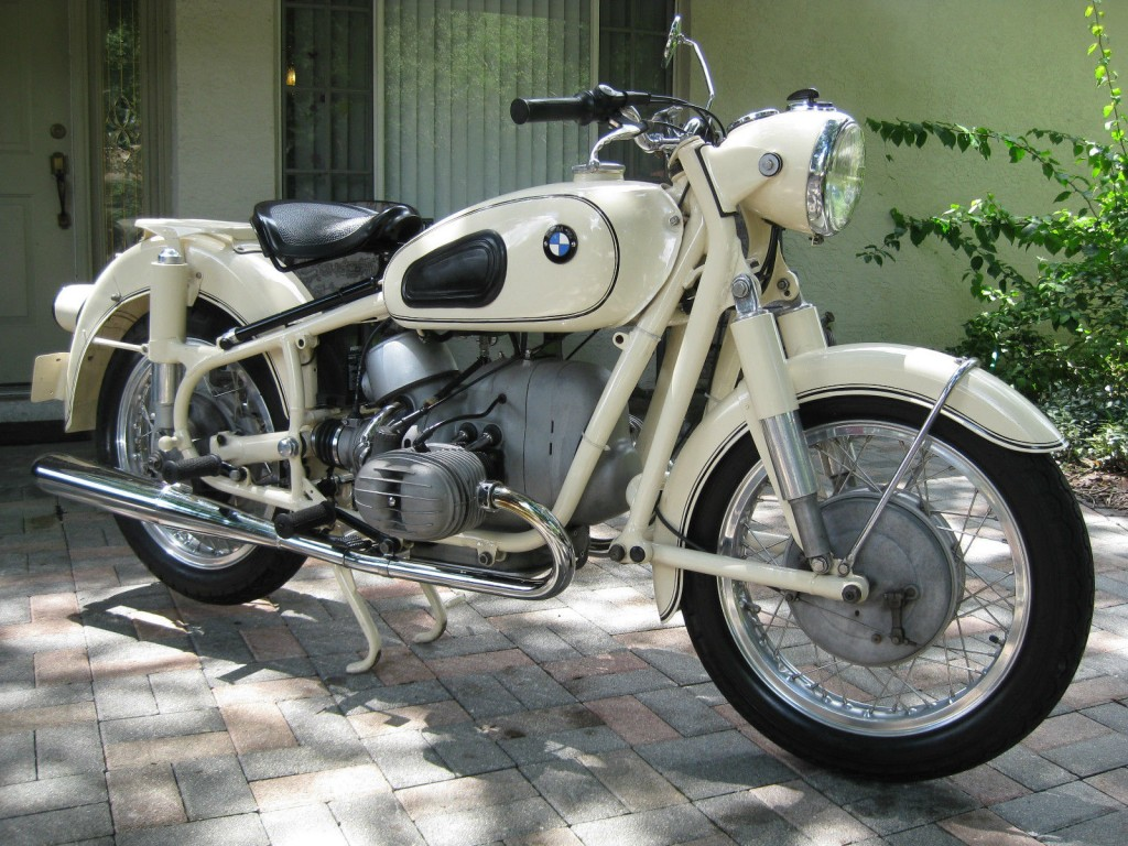 1963 bmw r60/2: pics, specs and information - onlymotorbikes