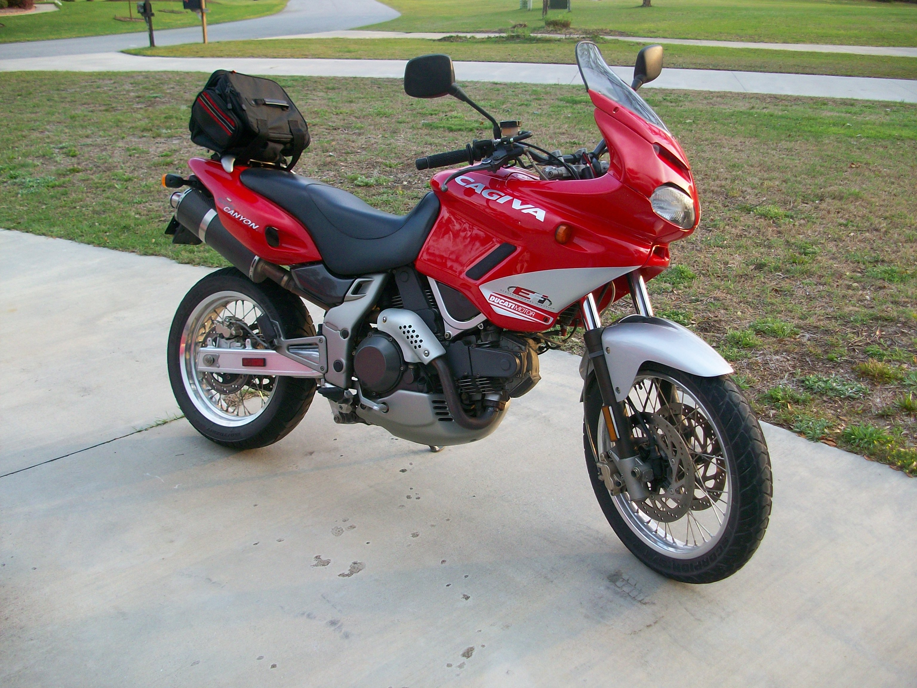 Cagiva Gran Canyon 1999 images #67495