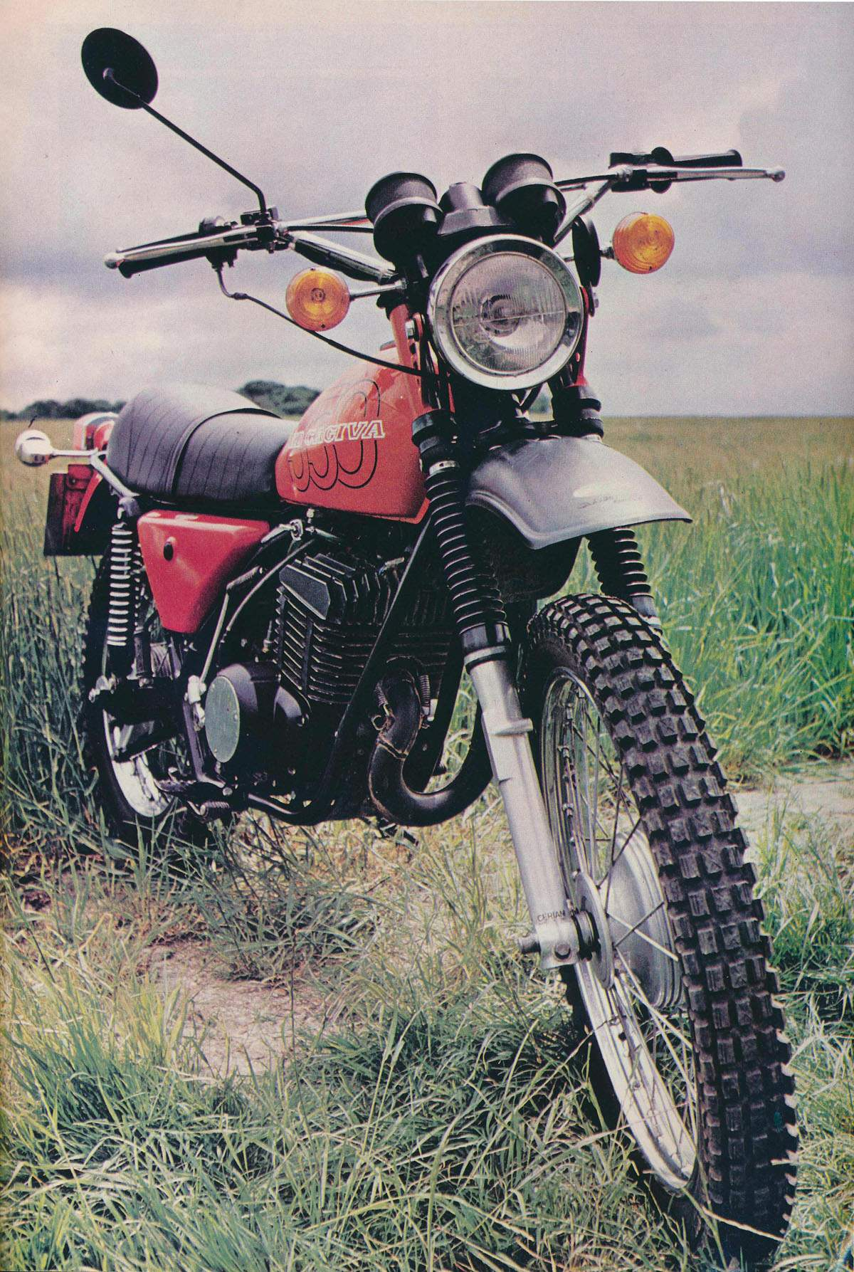 Cagiva SX 350 1979 images #66609