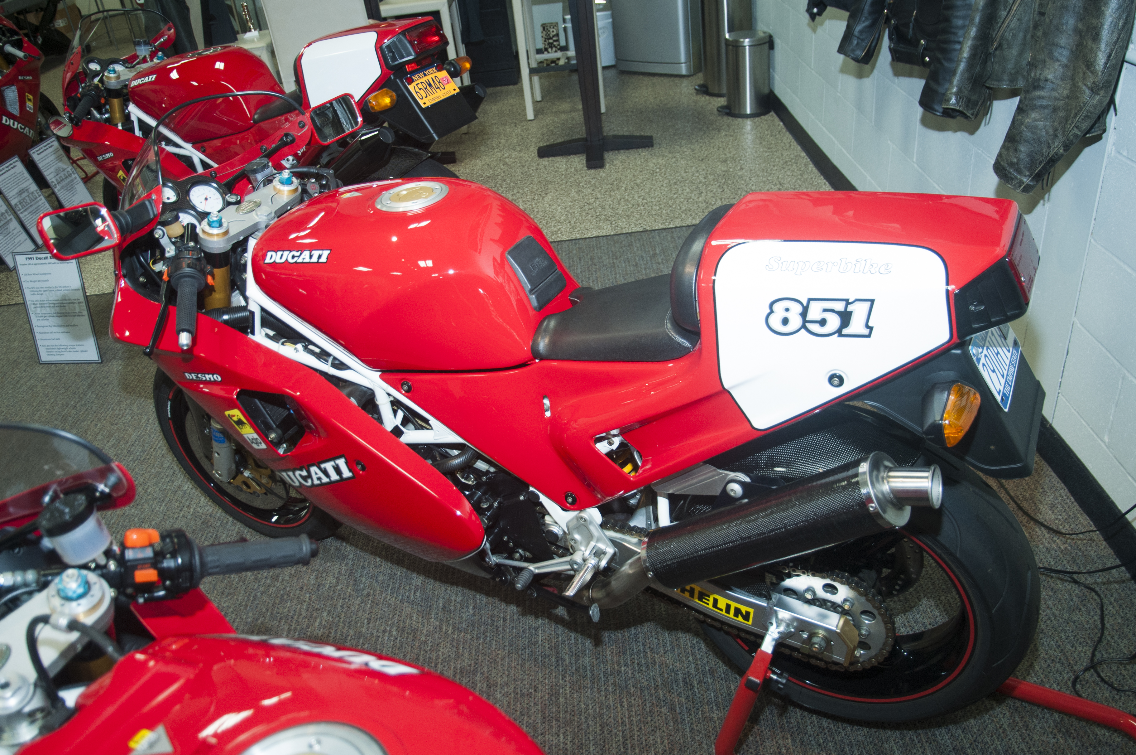 Ducati 851 SP 3 wallpapers #10658