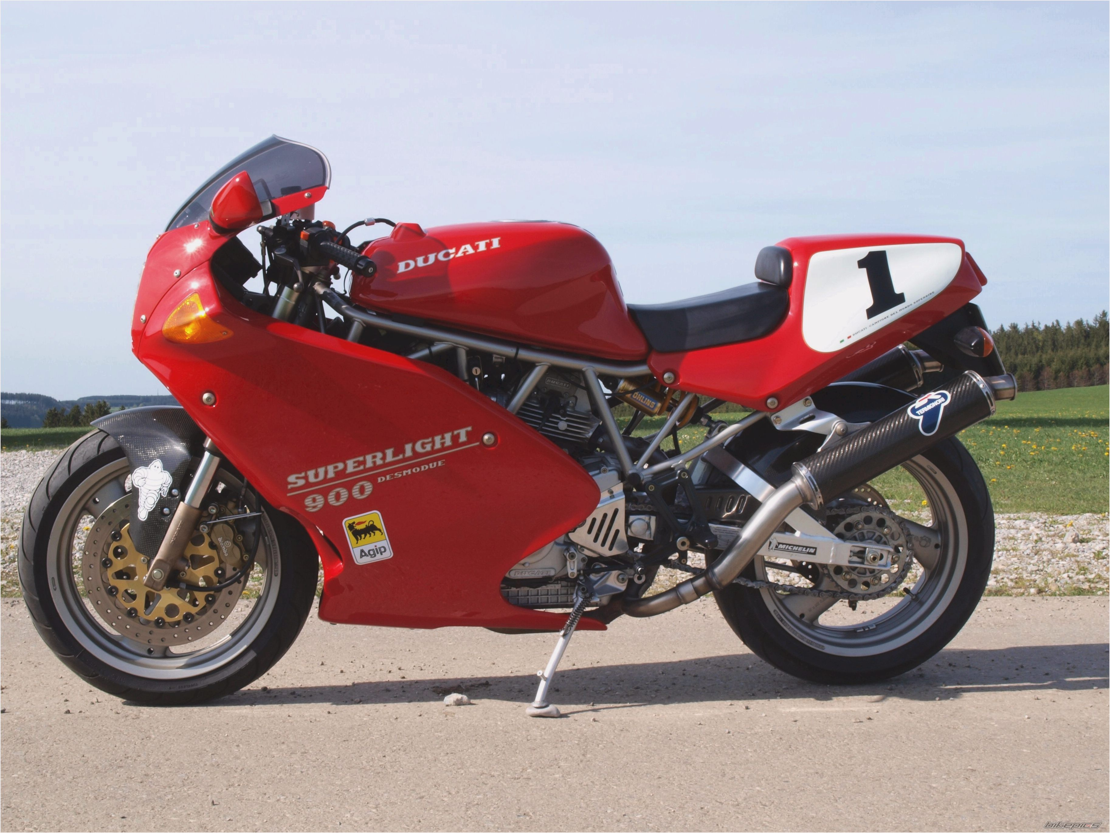 Ducati 900 Superlight wallpapers #19499